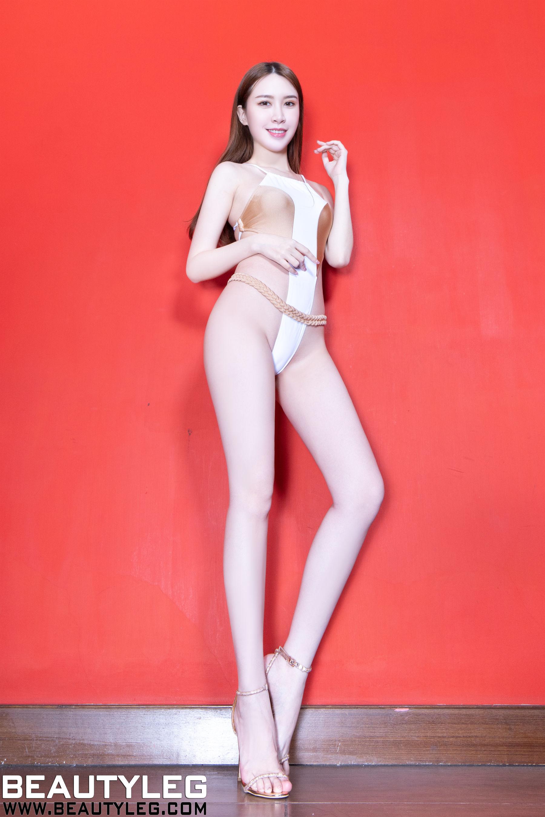 VOL.442 [Beautyleg]美腿:崔多朵(崔德蓉,腿模Stephy)超高清写真套图(20P)