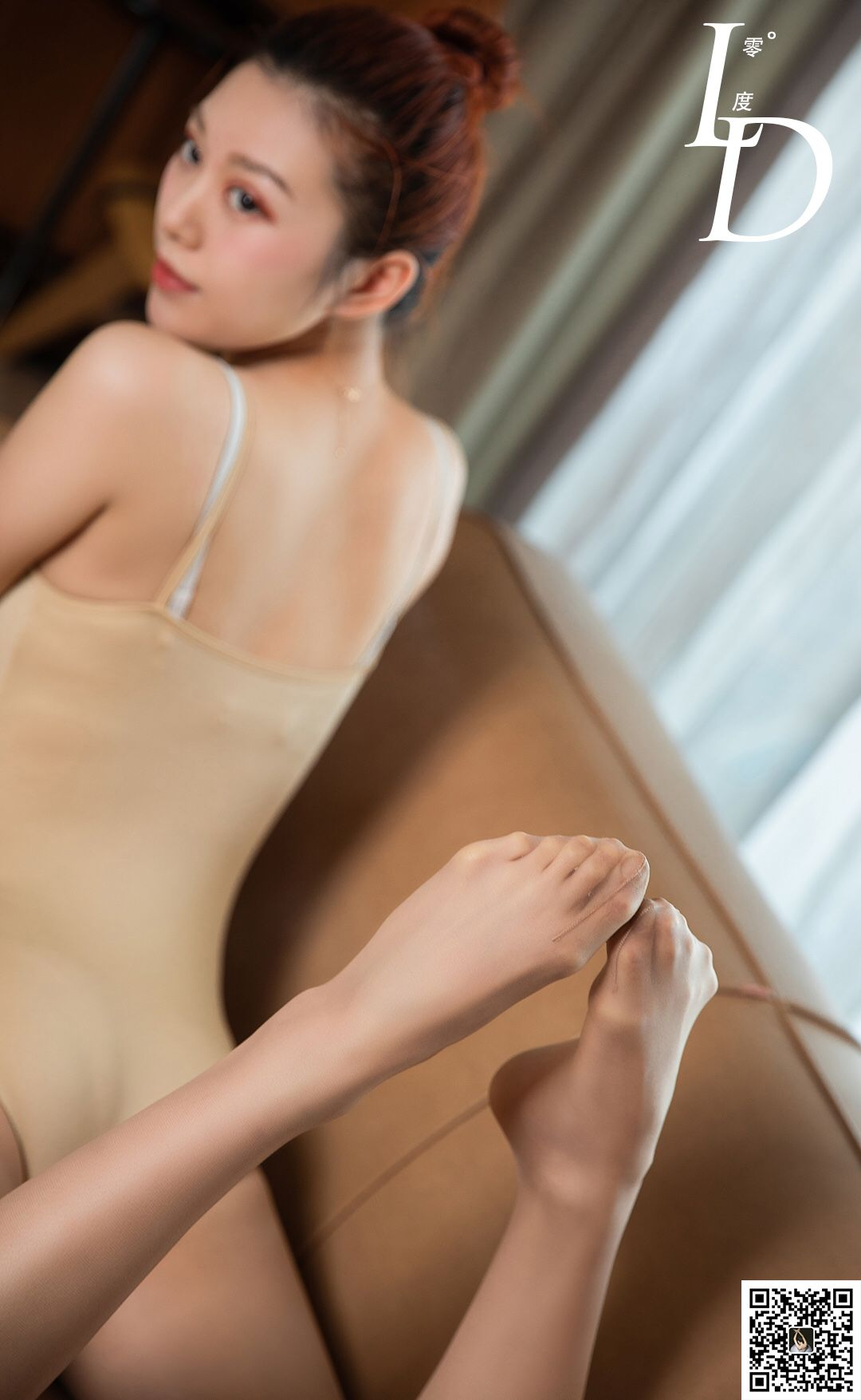 VOL.1718 [LD零度]体操服:心妍高品质写真套图(74P)