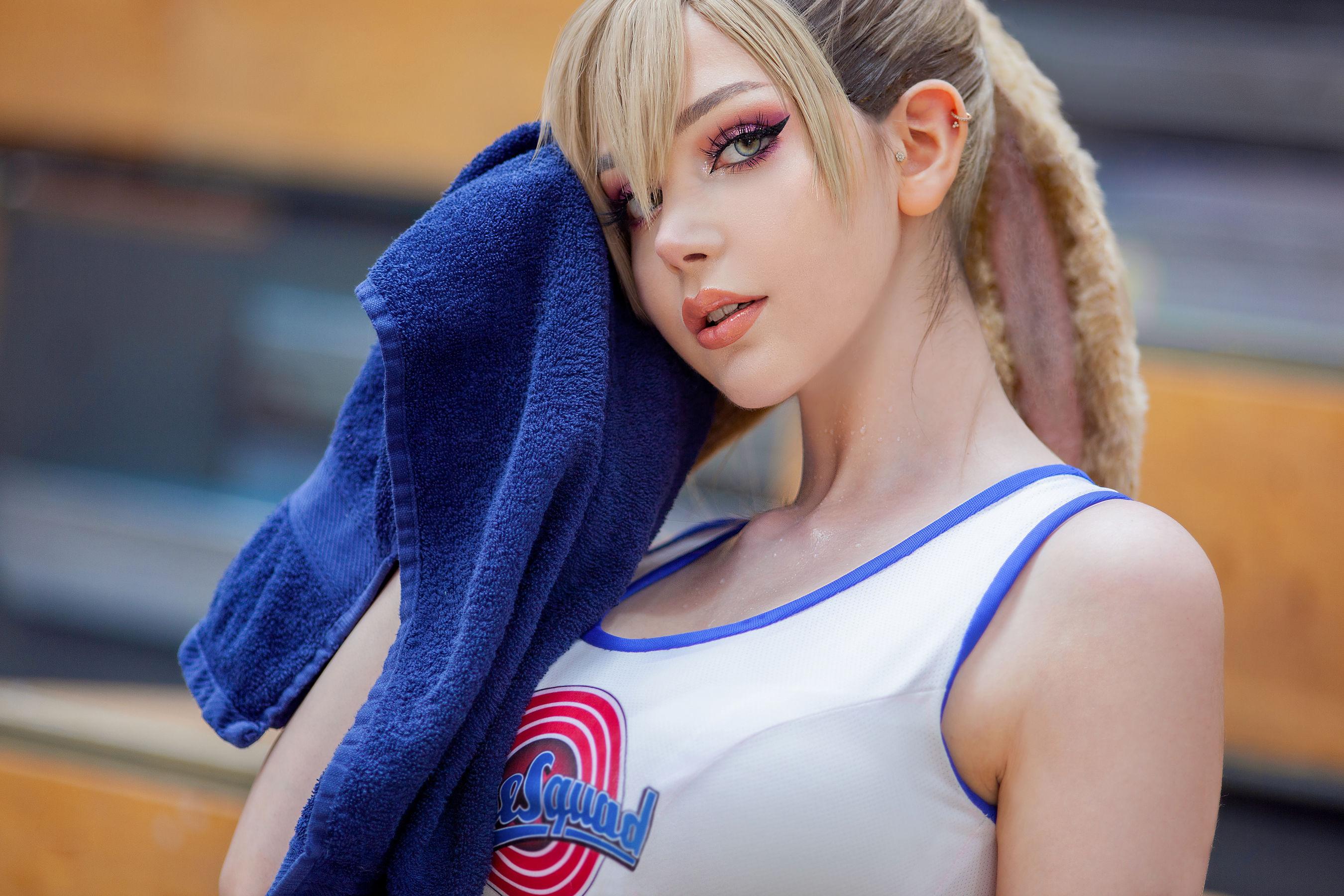 VOL.487 [网络美女]篮球:SayaTheFox超高清写真套图(15P)