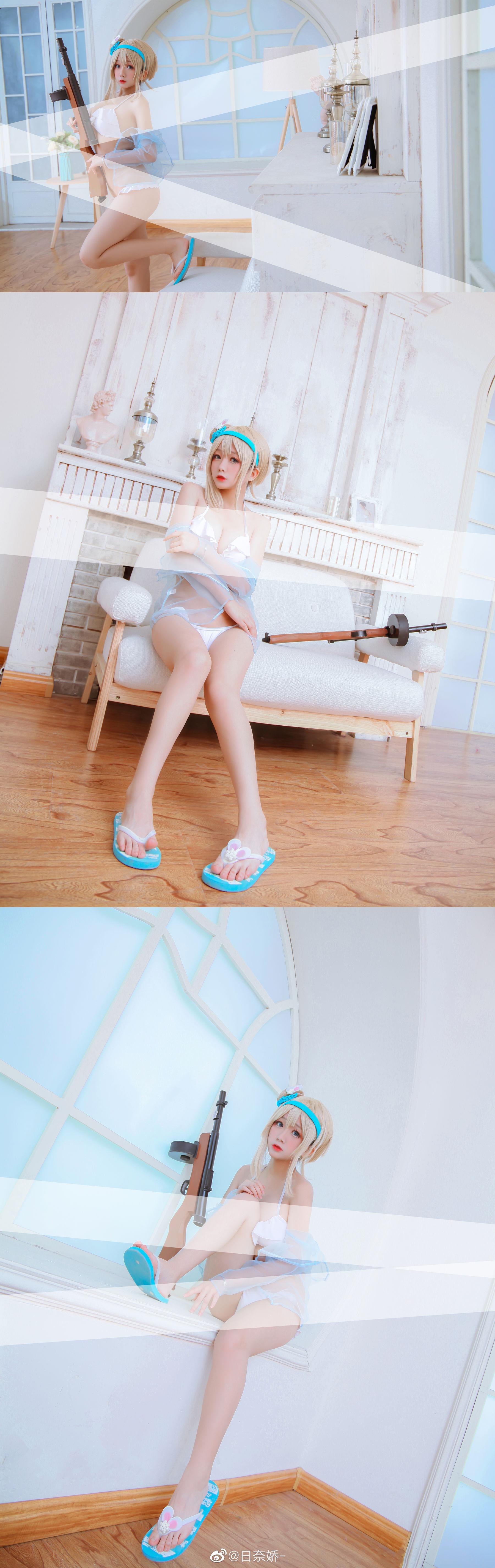 VOL.974 [网络美女]COSPLAY:日奈娇(COSER日奈娇)高品质写真套图(8P)