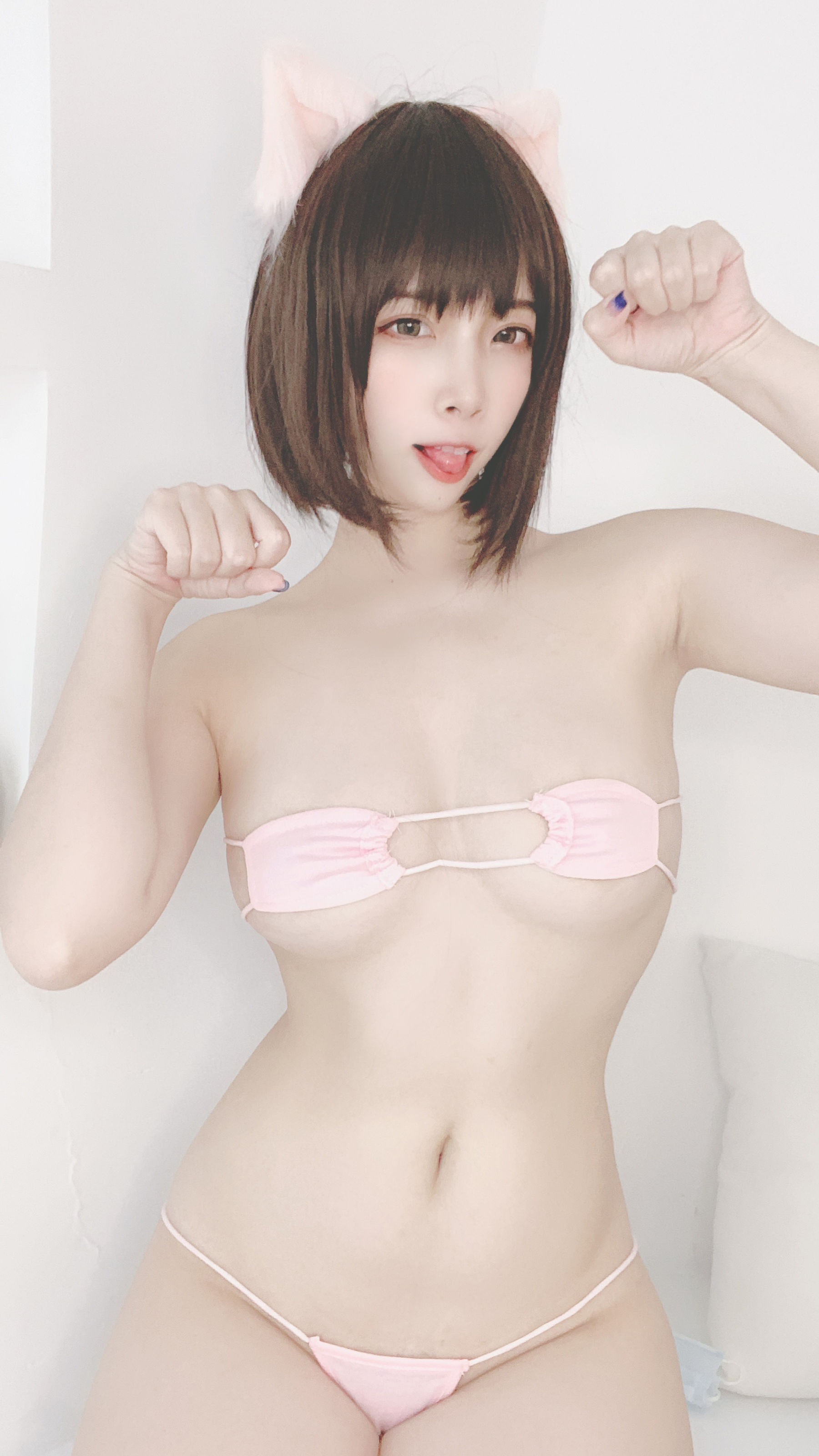 VOL.1193 [网络美女]猫女郎:二佐Nisa(COSER二佐Nisa)超高清写真套图(9P)