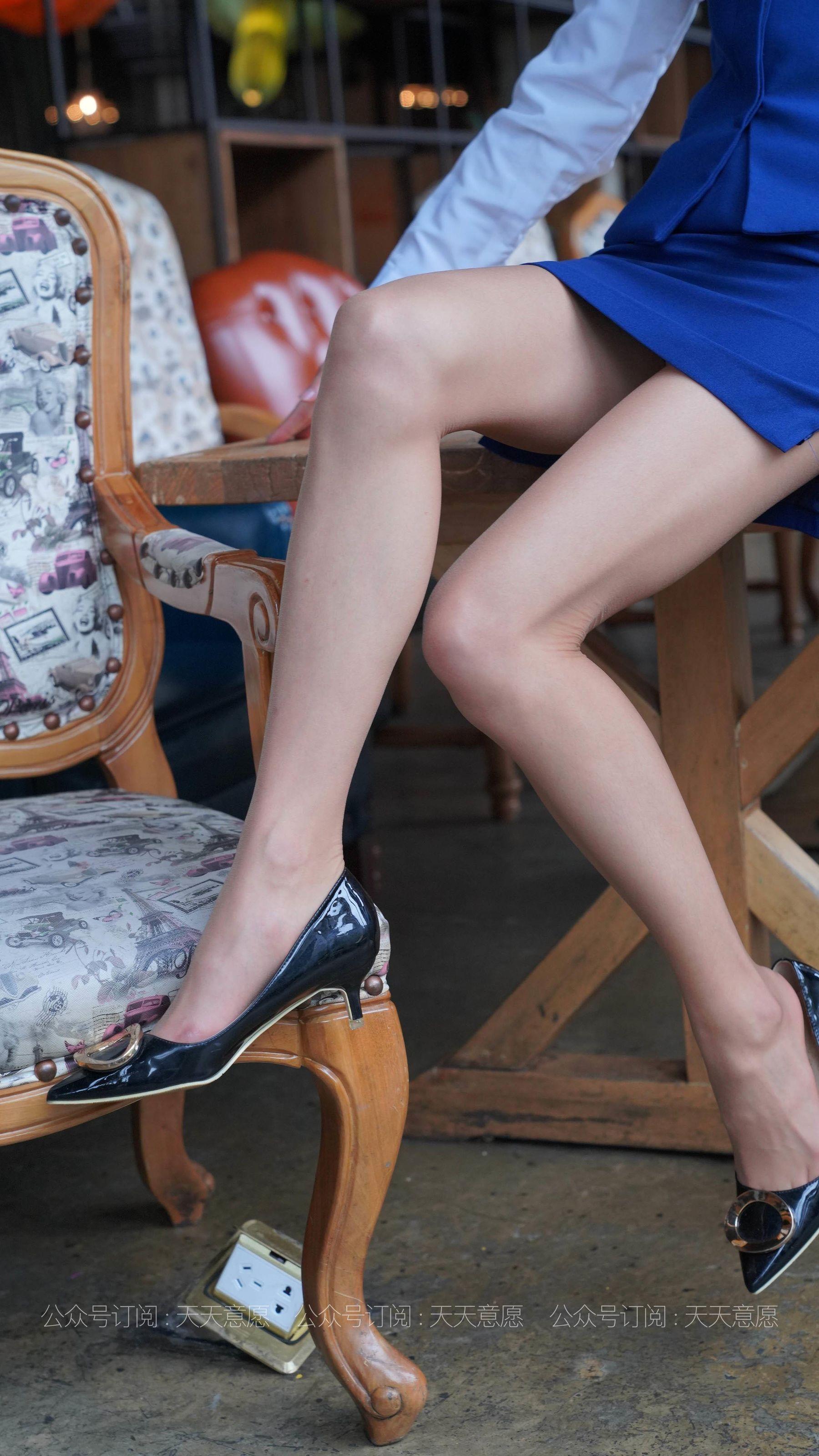 VOL.1381 [异思趣向丝享家]空姐制服肉丝美腿:小六高品质写真套图(73P)