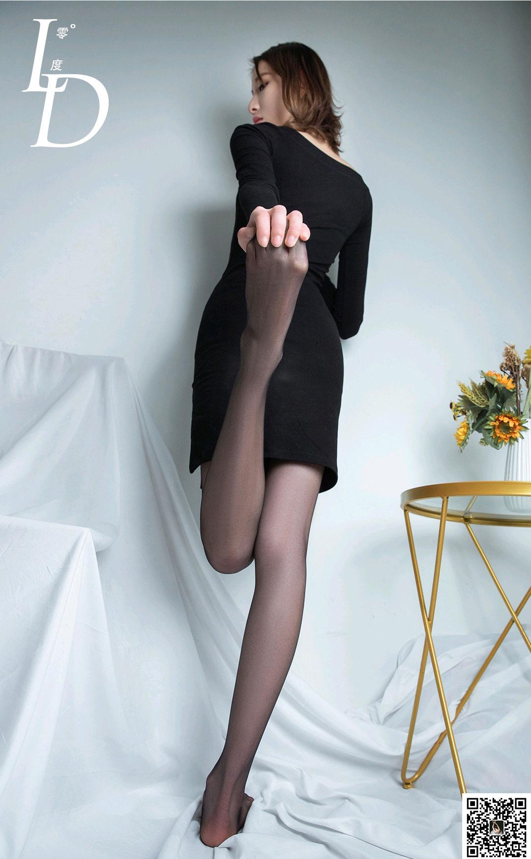 VOL.240 [LD零度]黑丝美腿:小燕子高品质写真套图(65P)