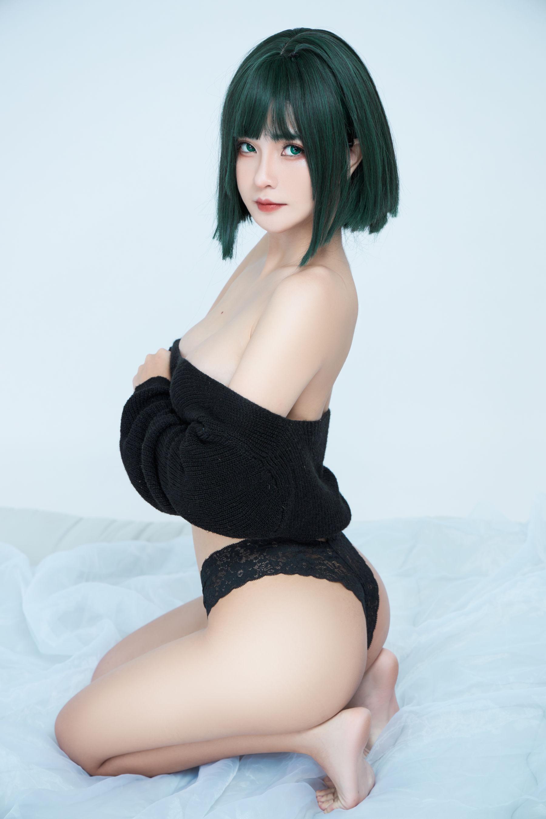 VOL.147 [网络美女]情趣毛衣:Azami超高清写真套图(15P)