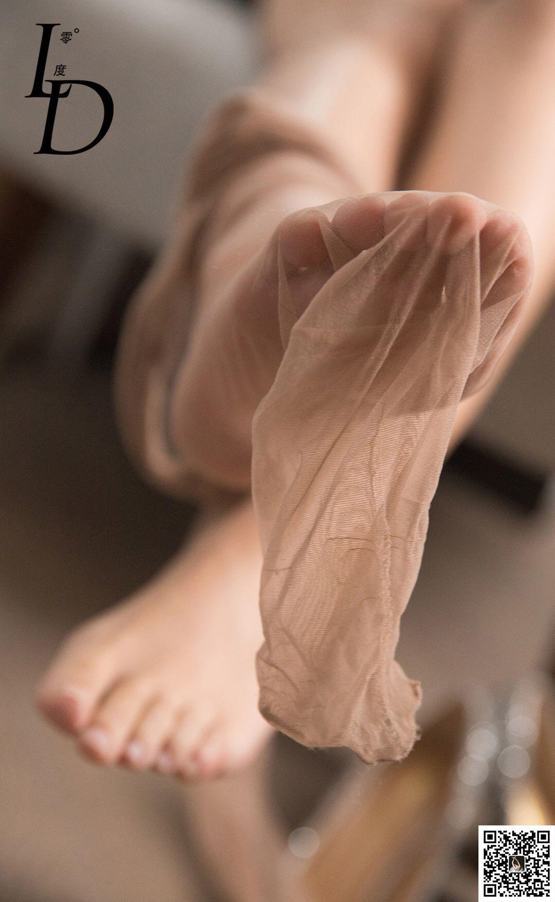 VOL.1896 [LD零度]肉丝美腿:李倩高品质写真套图(86P)