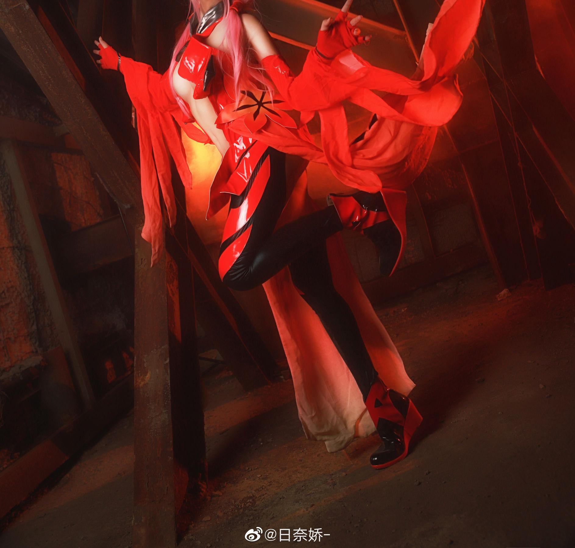 VOL.1394 [网络美女]COSPLAY:日奈娇(COSER日奈娇)高品质写真套图(10P)