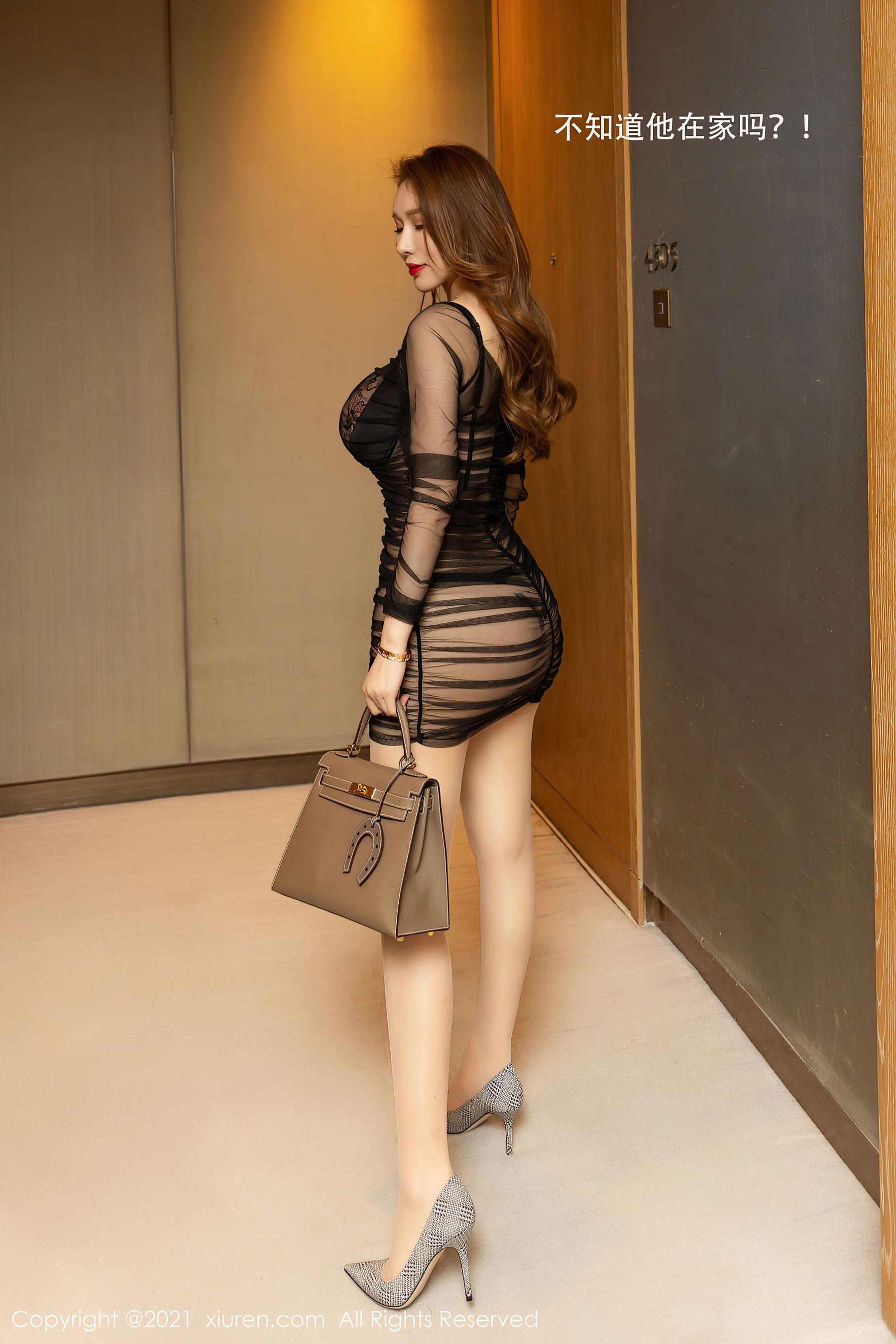VOL.282 [秀人网]熟女丝袜熟女美女故事:Egg_尤妮丝(肉蛋妹,尤妮丝)超高清写真套图(66P)