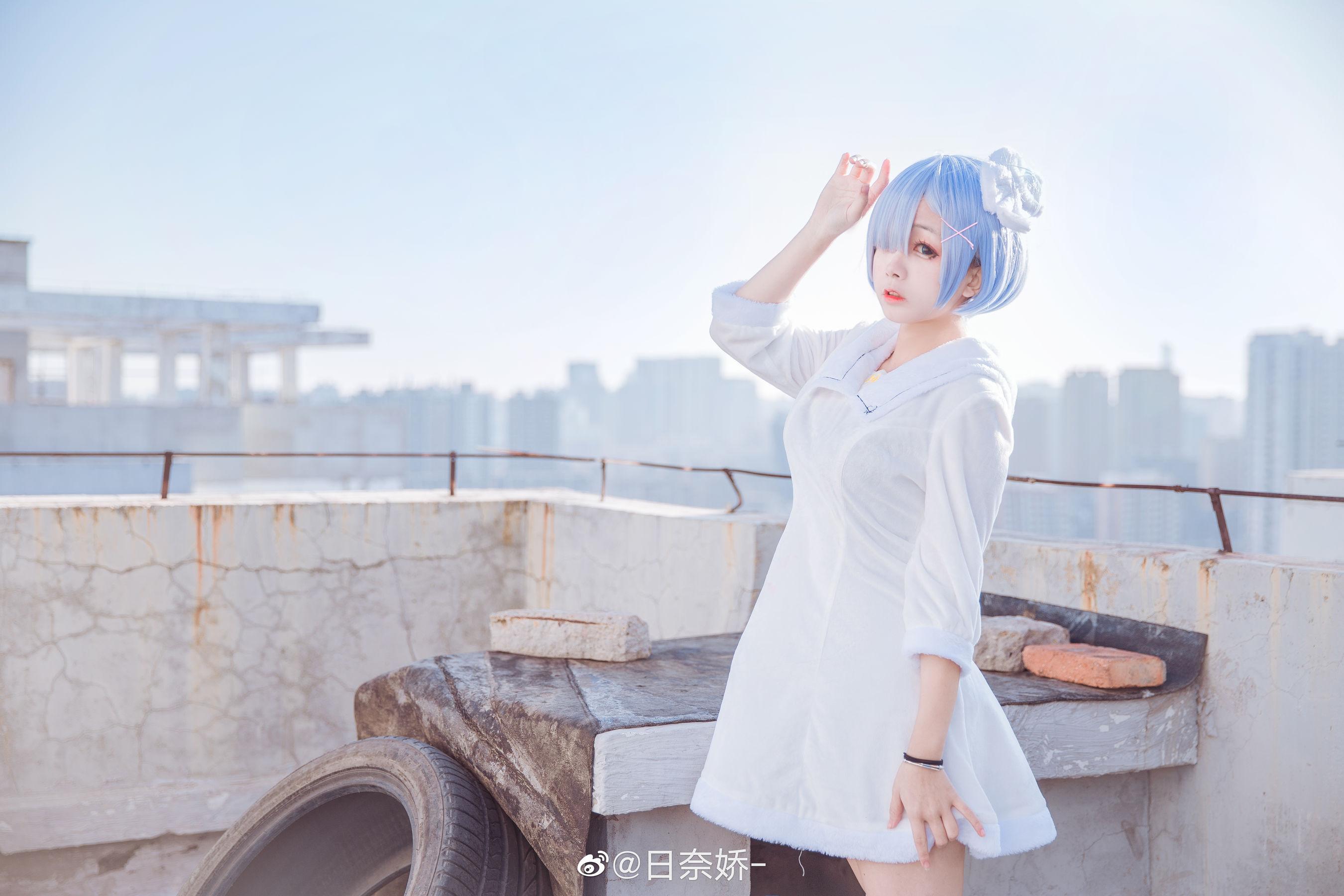 VOL.1370 [网络美女]COSPLAY:日奈娇(COSER日奈娇)超高清写真套图(11P)