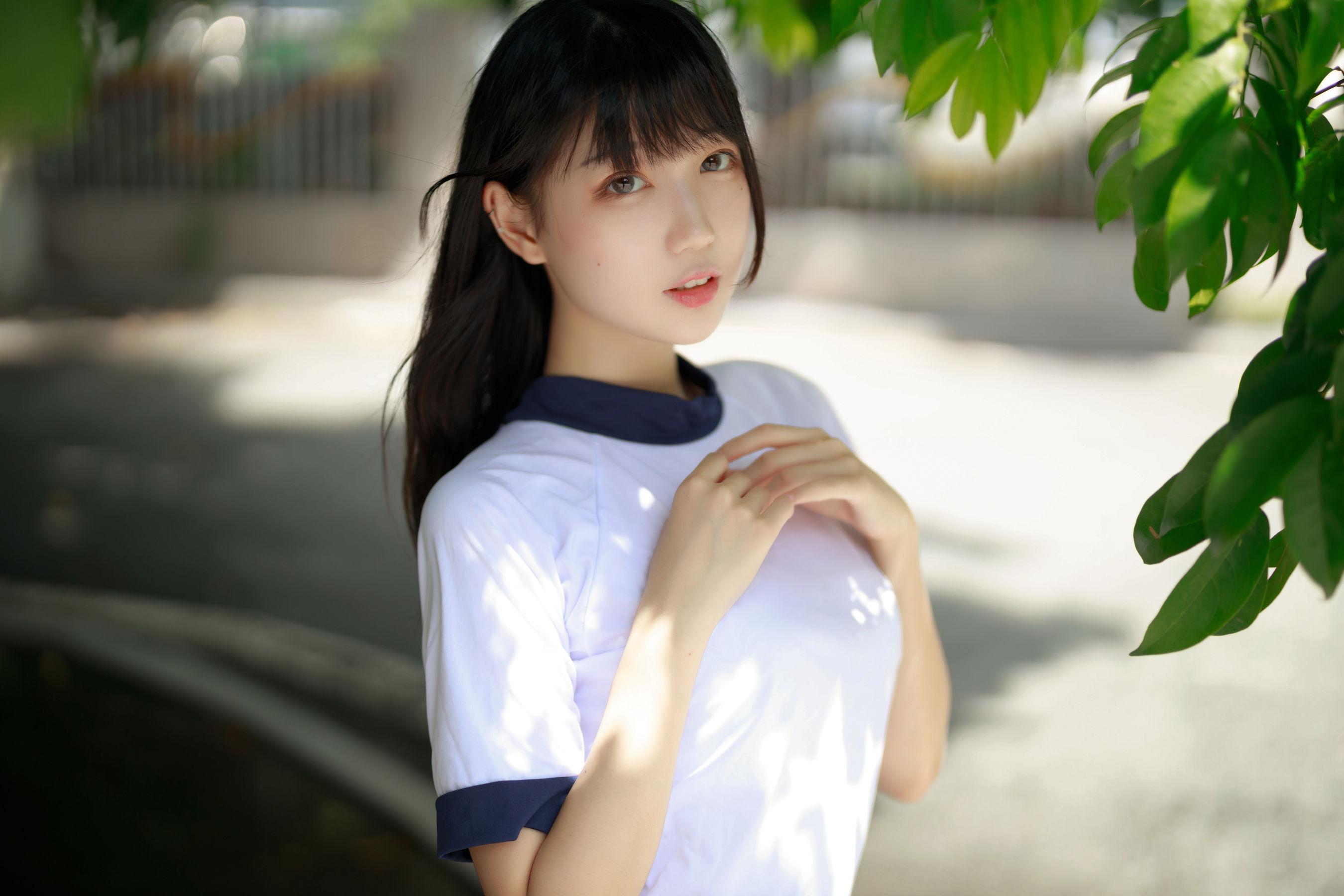 VOL.1640 [网络美女]体操服:周叽是可爱兔兔超高清写真套图(31P)