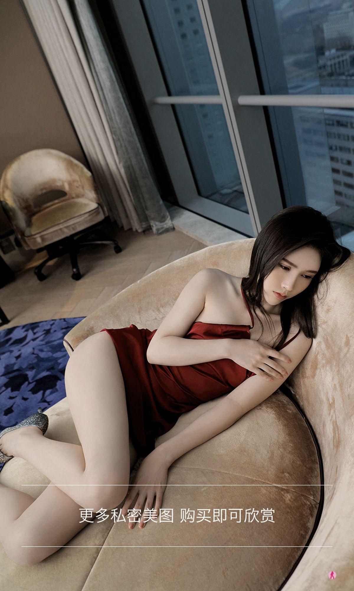 VOL.109 [尤果圈爱尤物]美臀吊带:吴雪瑶超高清写真套图(35P)