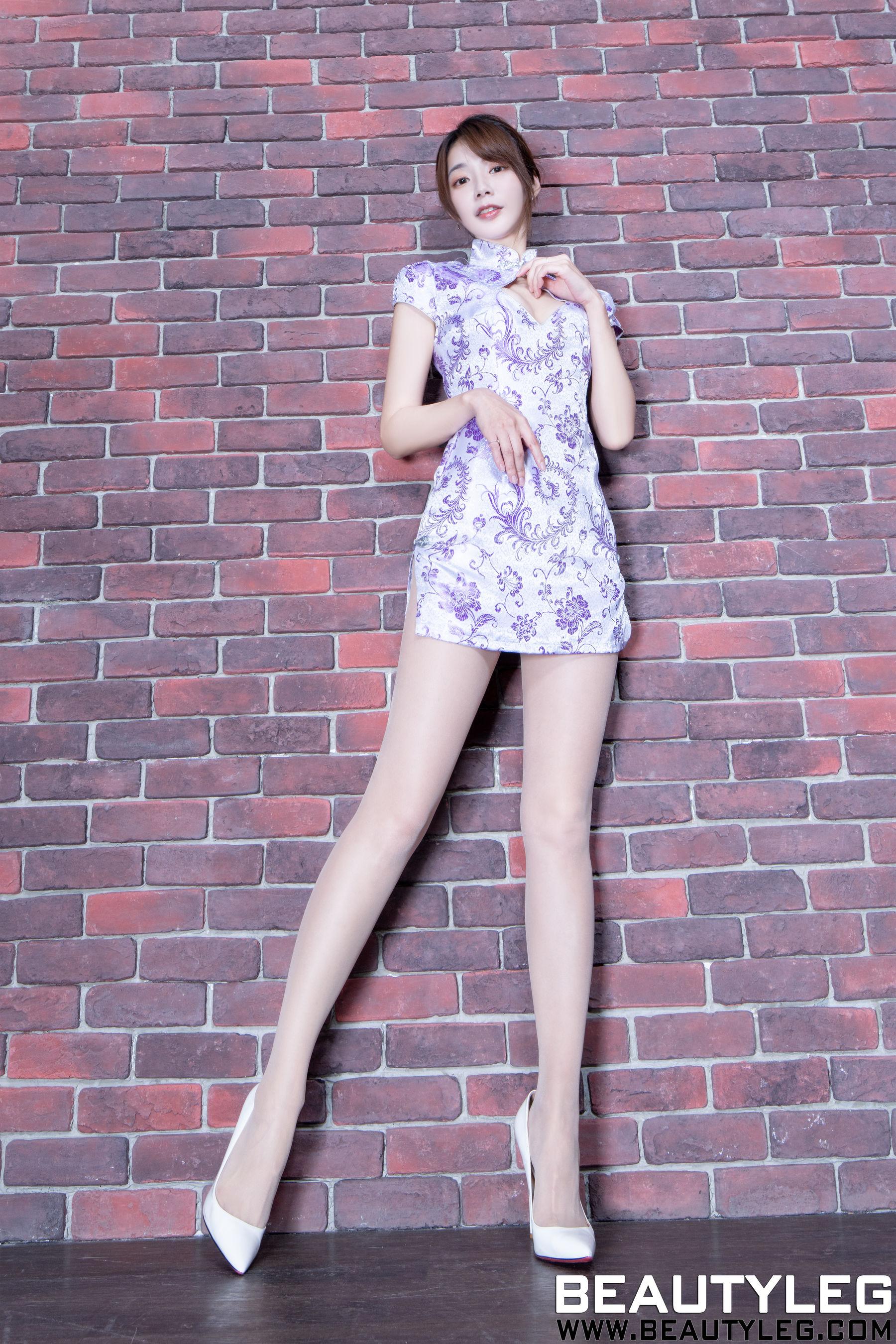 VOL.1683 [Beautyleg]美腿高跟:腿模Cathy超高清写真套图(48P)