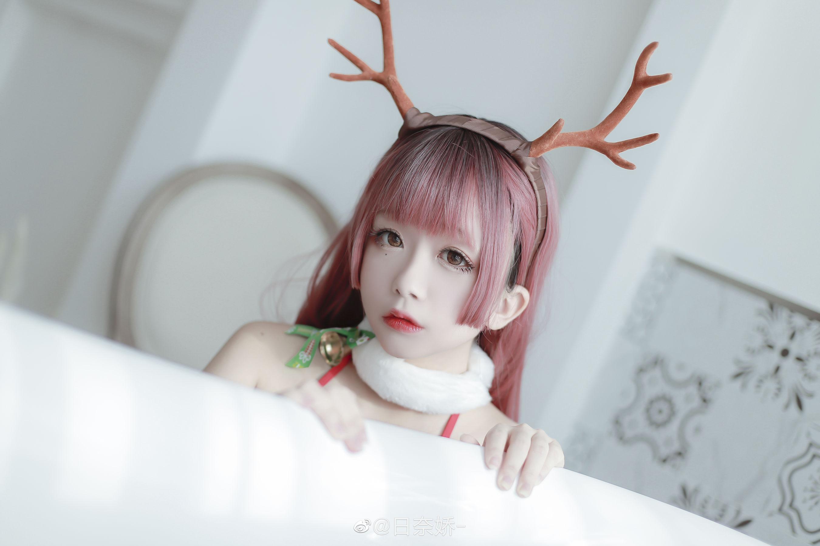VOL.1856 [网络美女]圣诞:日奈娇(COSER日奈娇)高品质写真套图(11P)