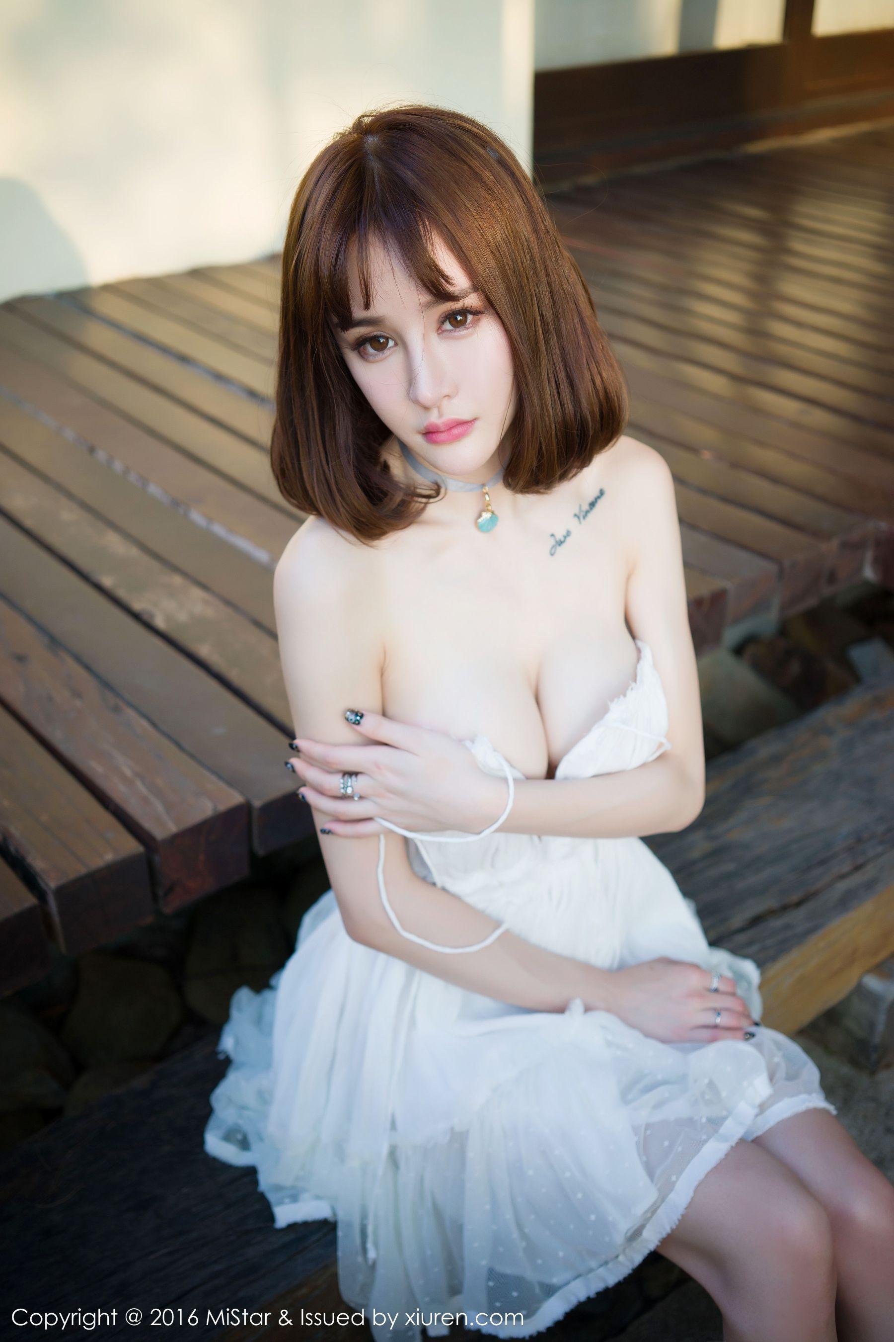 VOL.786 [魅妍社]蕾丝极品清新外拍正妹:Cheryl青树(孙梦怡)超高清写真套图(45P)