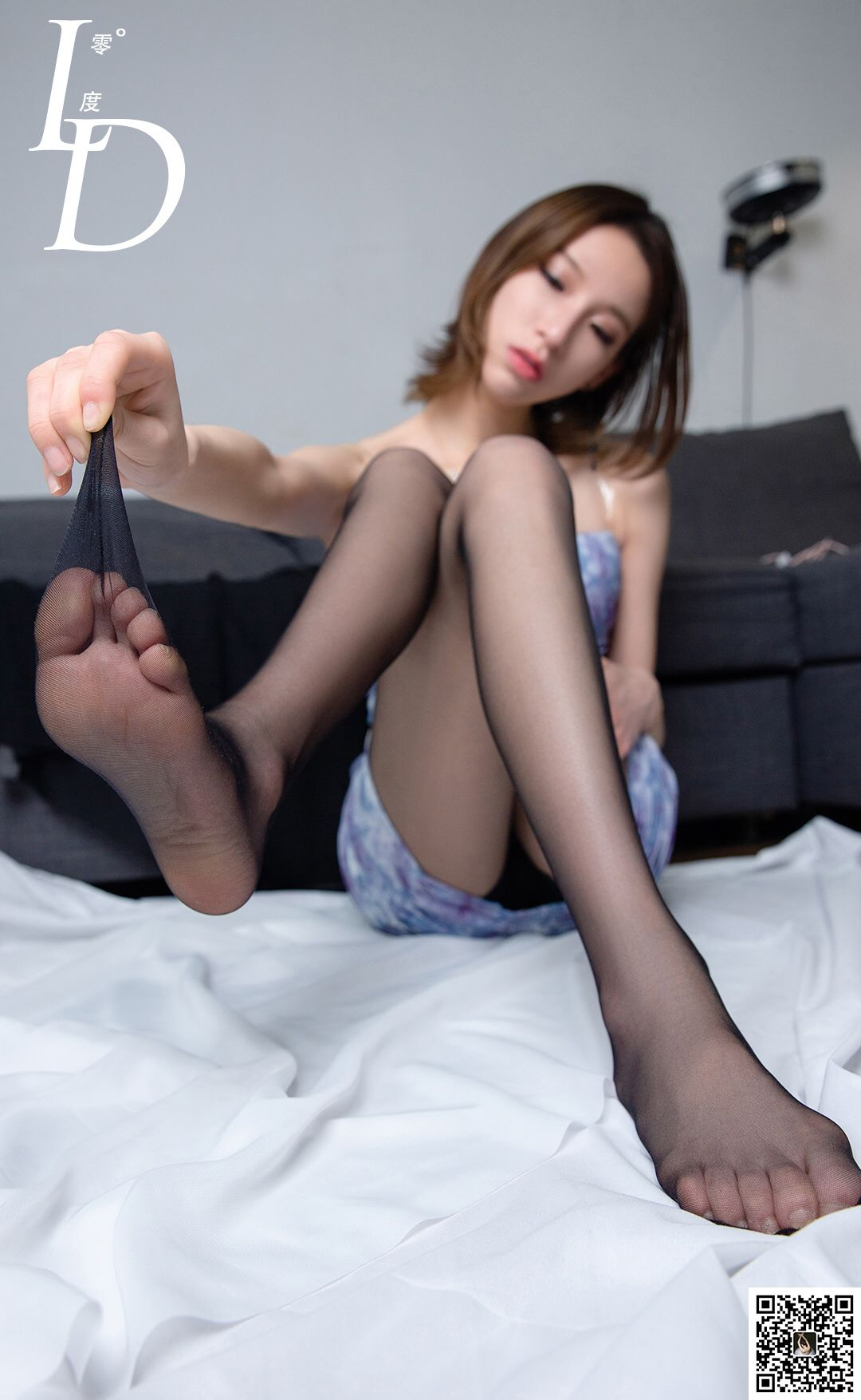 VOL.421 [LD零度]丝袜少妇:芝子高品质写真套图(56P)