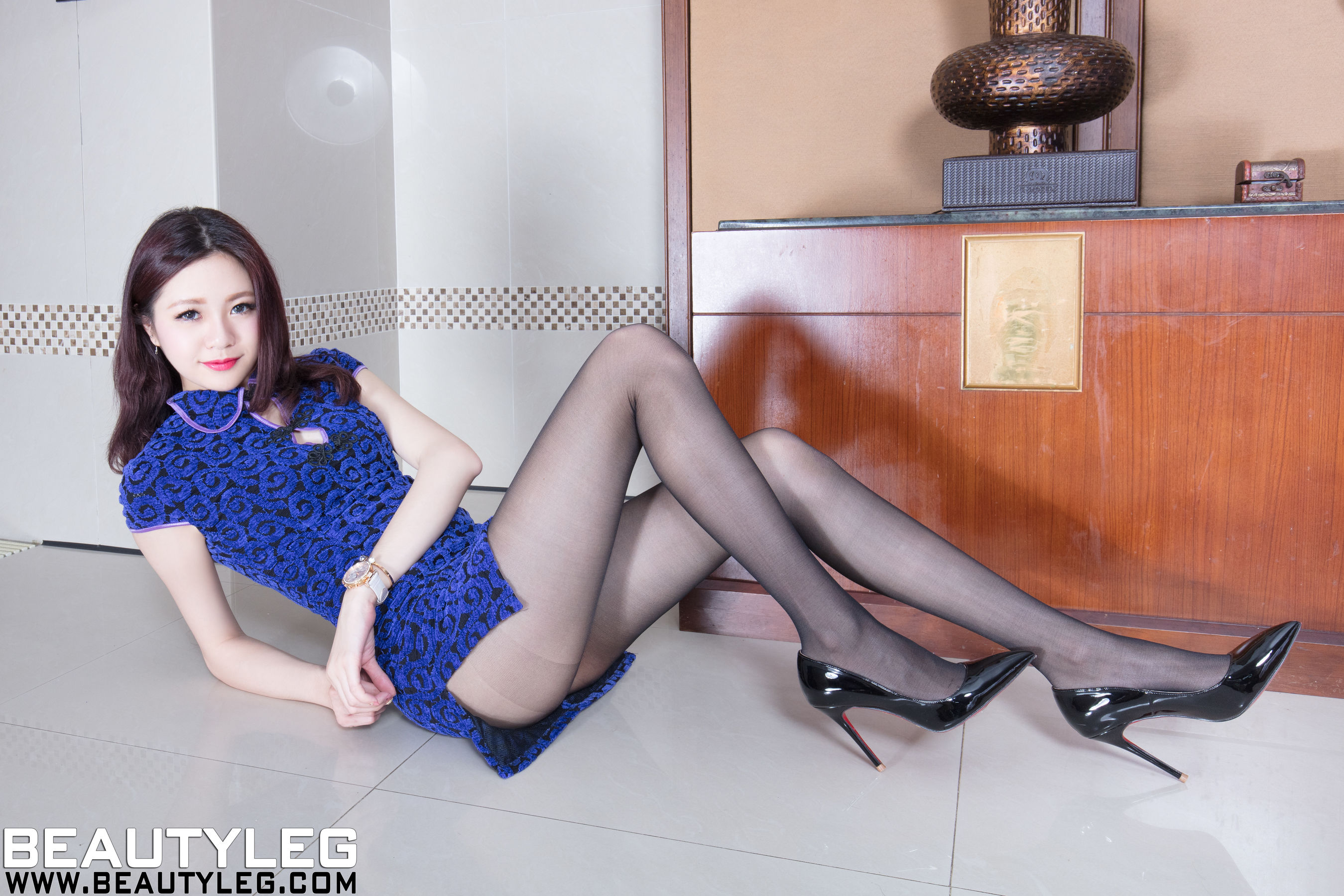 VOL.70 [Beautyleg]高跟长腿美女:腿模Una(Beautyleg Una)超高清个人性感漂亮大图(41P)