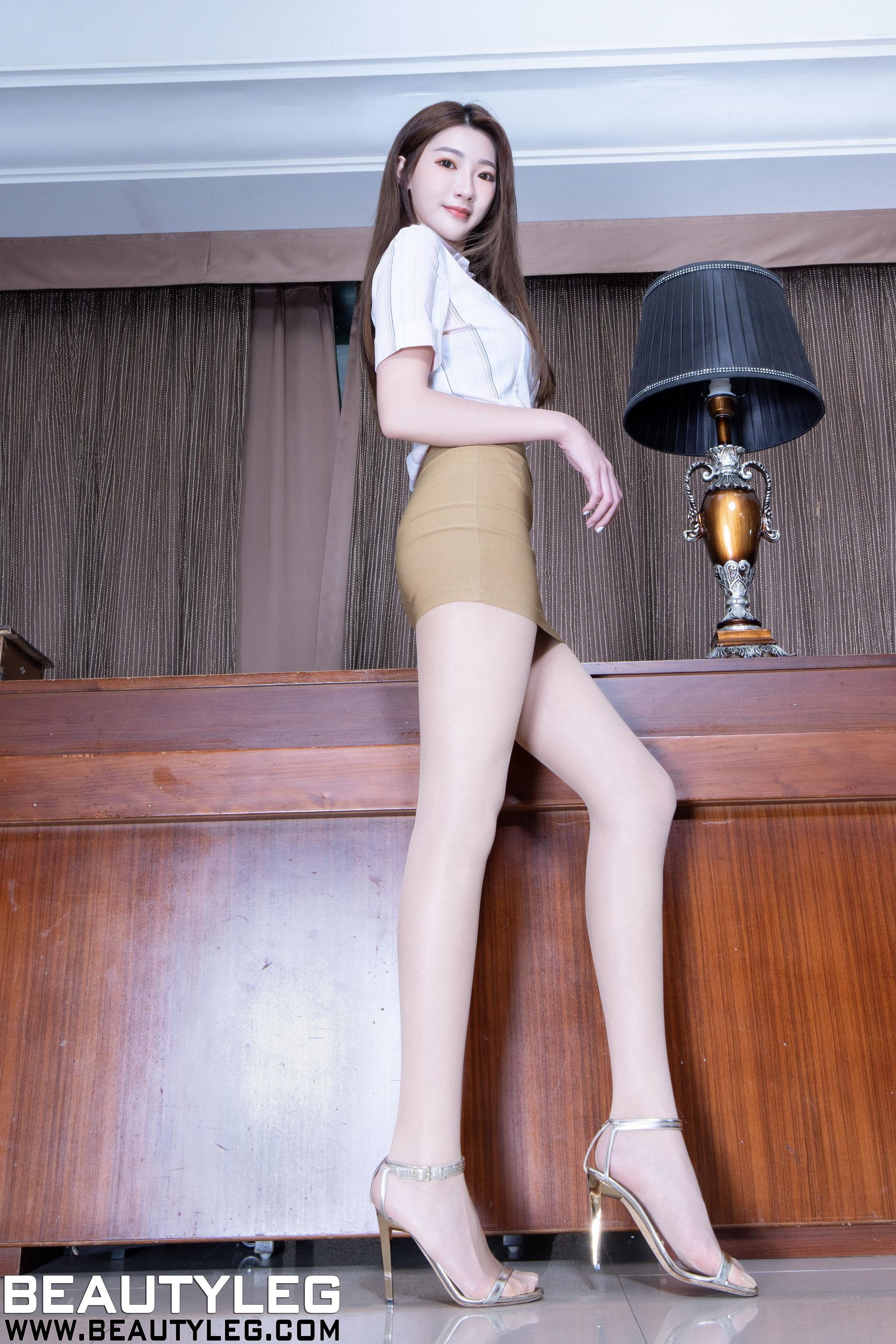 VOL.889 [Beautyleg]丝袜制服:腿模Momo(Beautyleg Momo)超高清个人性感漂亮大图(58P)