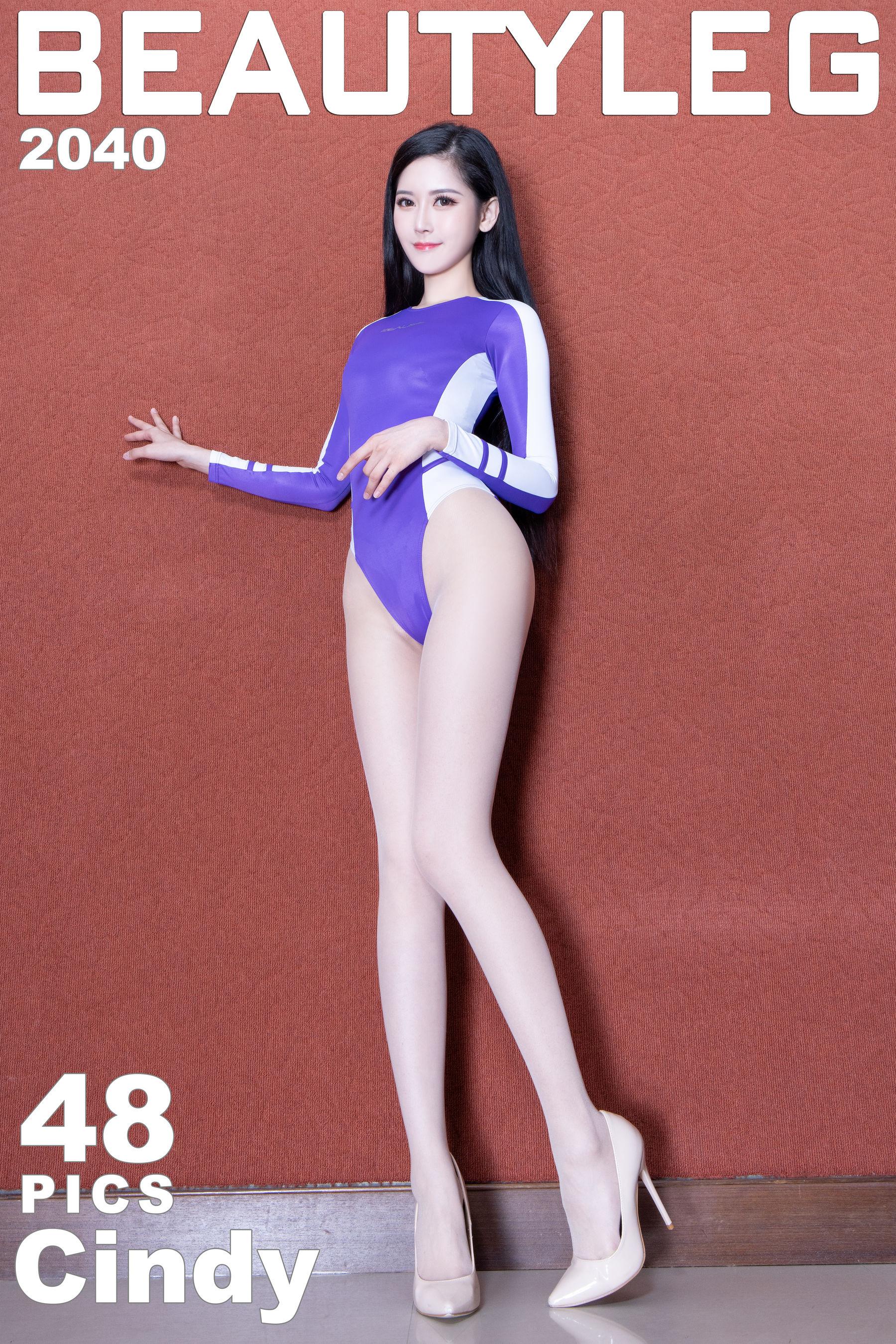VOL.1935 [Beautyleg]肉丝美腿:腿模Cindy(Cindy)超高清个人性感漂亮大图(48P)