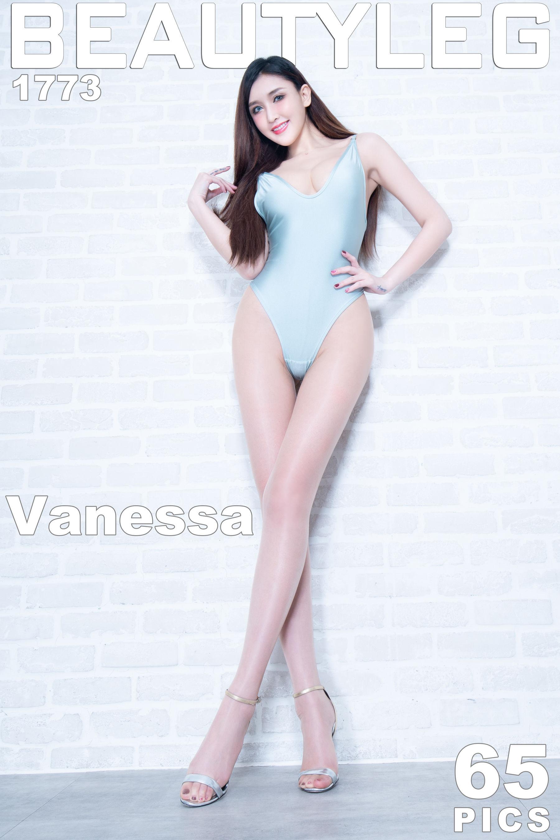 VOL.183 [Beautyleg]内衣美女长腿美女:任育萱(腿模Vanessa)超高清个人性感漂亮大图(60P)