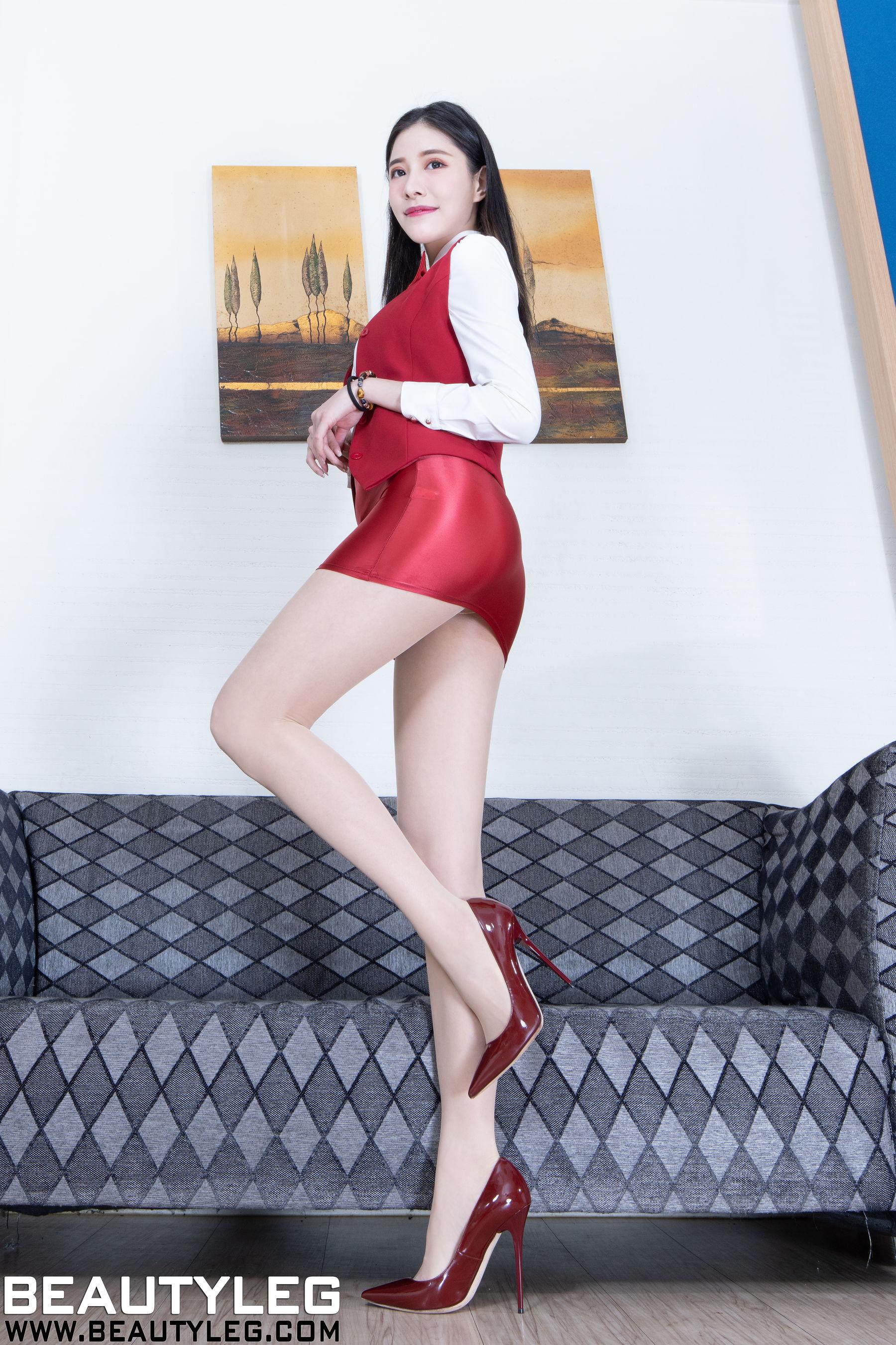 VOL.1854 [Beautyleg]肉丝美腿:陈玉雪(腿模Abby)超高清个人性感漂亮大图(41P)
