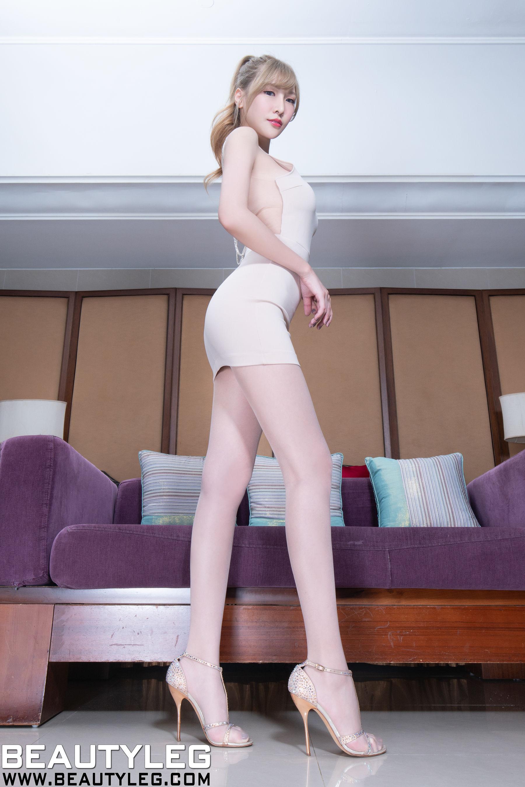 VOL.328 [Beautyleg]高跟长腿美女:李小星(Beautyleg腿模Xin)超高清个人性感漂亮大图(49P)