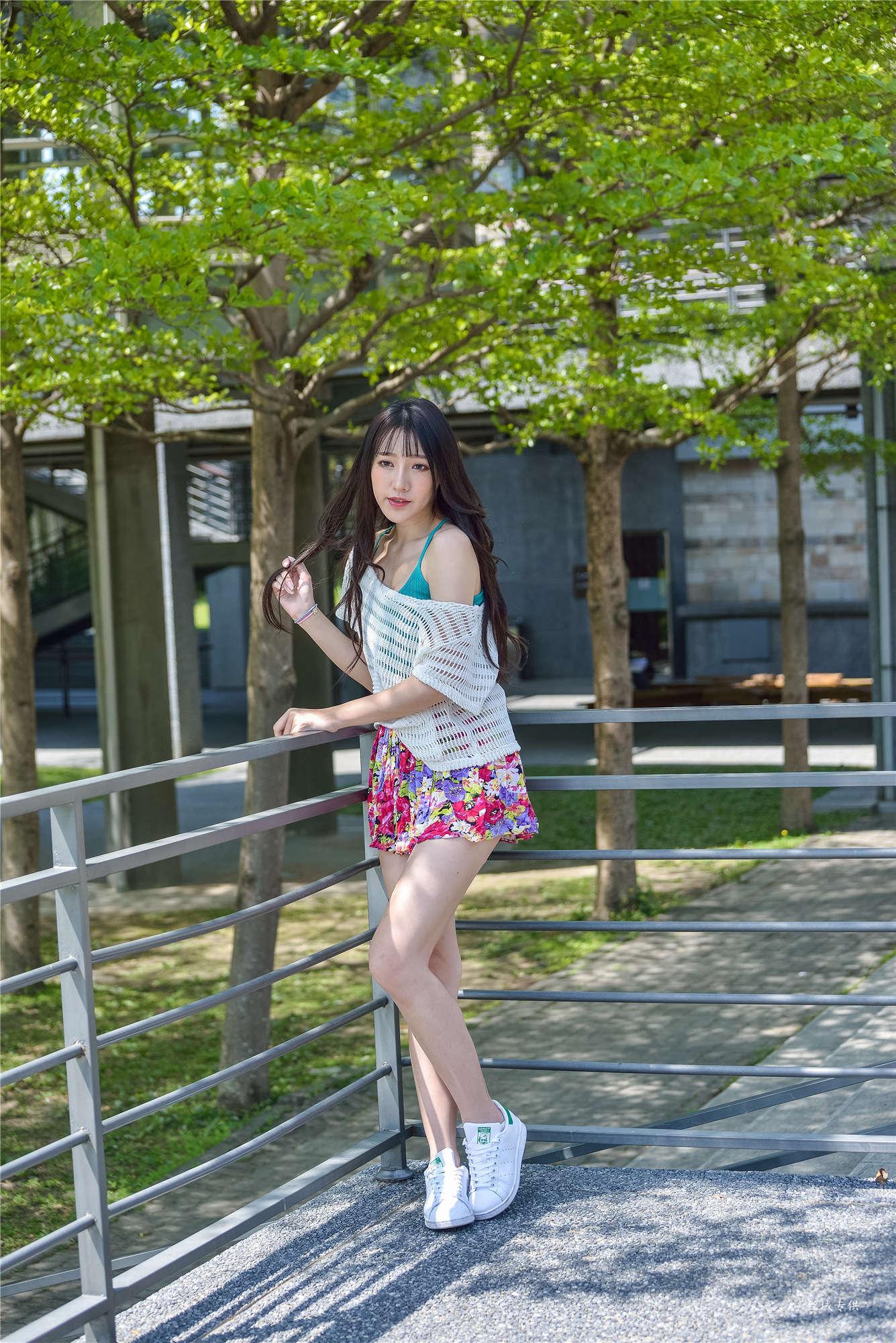 VOL.1174 [台湾正妹]正妹萌女街拍美腿:比比儿(Katie Chiu)超高清个人性感漂亮大图(107P)