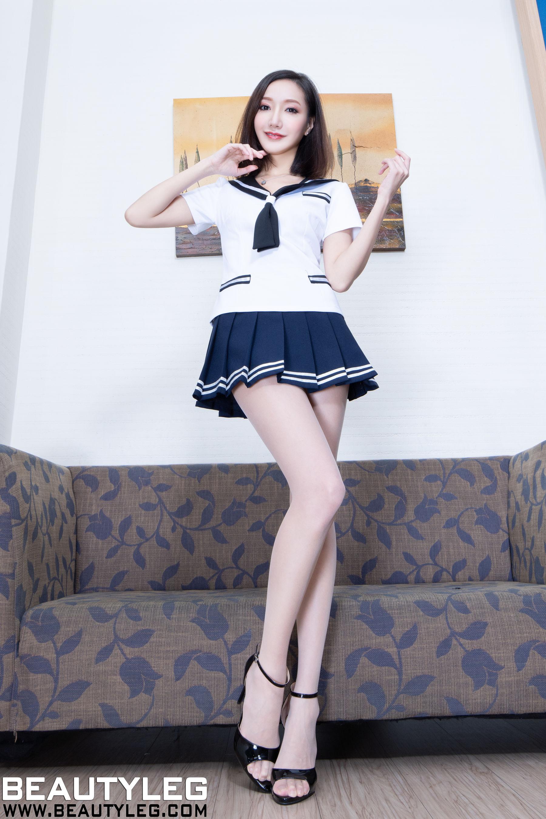 VOL.1363 [Beautyleg]丝袜美腿:陈思婷(腿模Tina,李霜)超高清个人性感漂亮大图(33P)