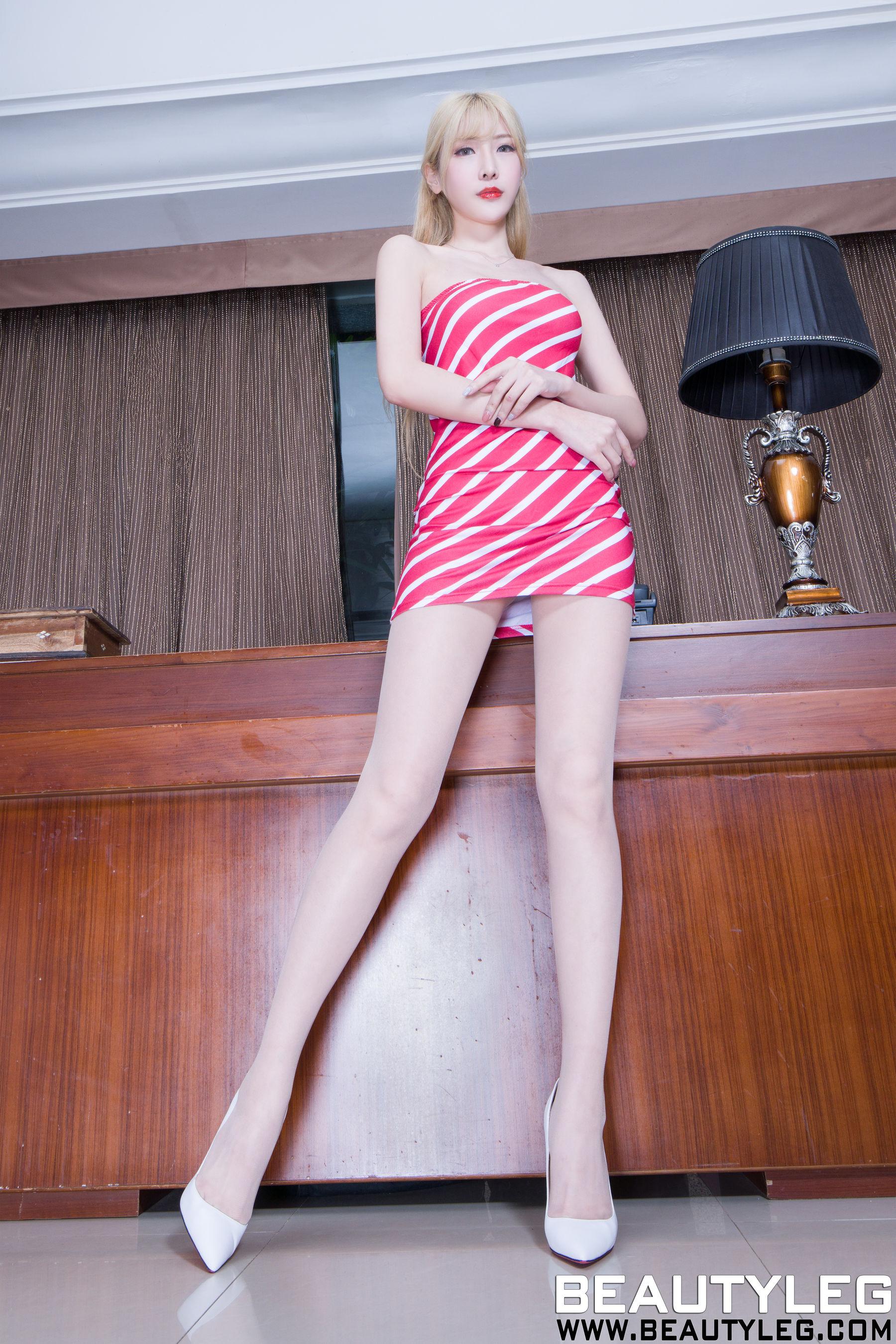 VOL.1443 [Beautyleg]超短裙美腿高跟:李小星(Beautyleg腿模Xin)超高清个人性感漂亮大图(63P)