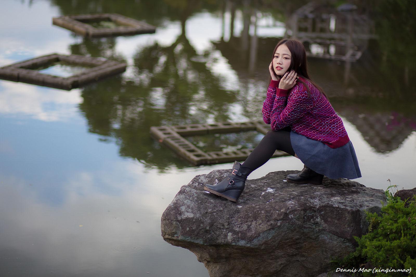 VOL.409 [台湾正妹]清新唯美正妹软妹:思綺超高清个人性感漂亮大图(93P)