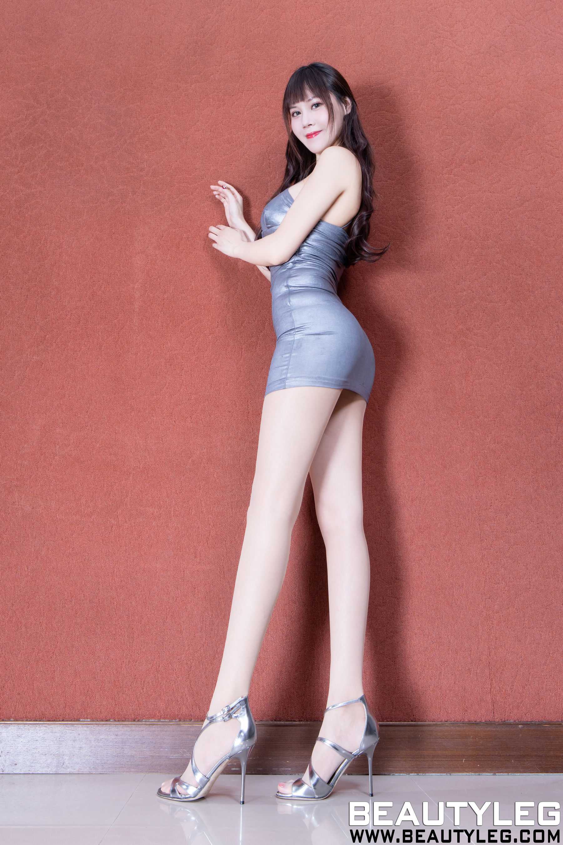 VOL.1866 [Beautyleg]肉丝美腿:陈玉雪(腿模Abby)超高清个人性感漂亮大图(45P)
