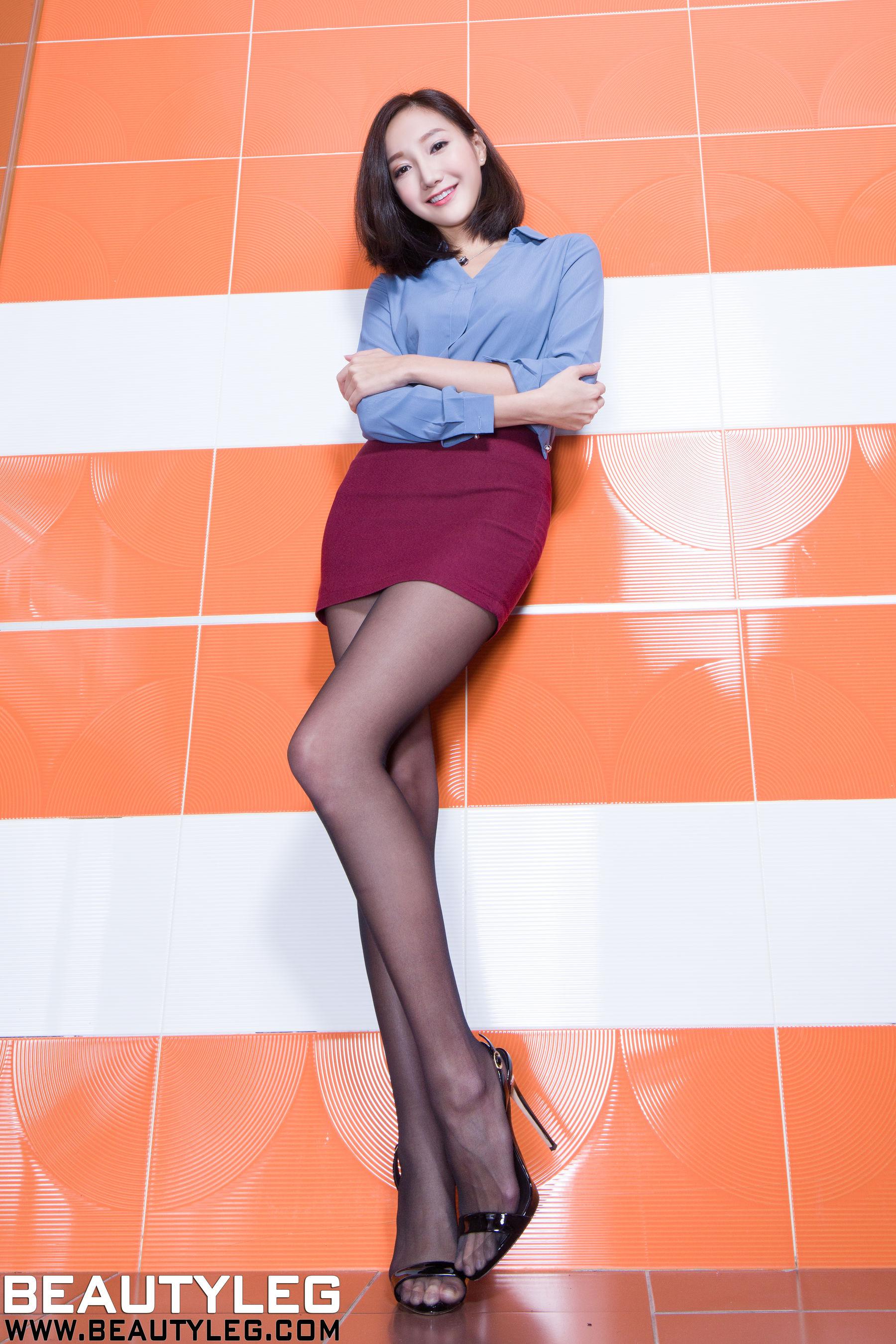 VOL.731 [Beautyleg]高跟长腿美女:陈思婷(腿模Tina,李霜)超高清个人性感漂亮大图(48P)