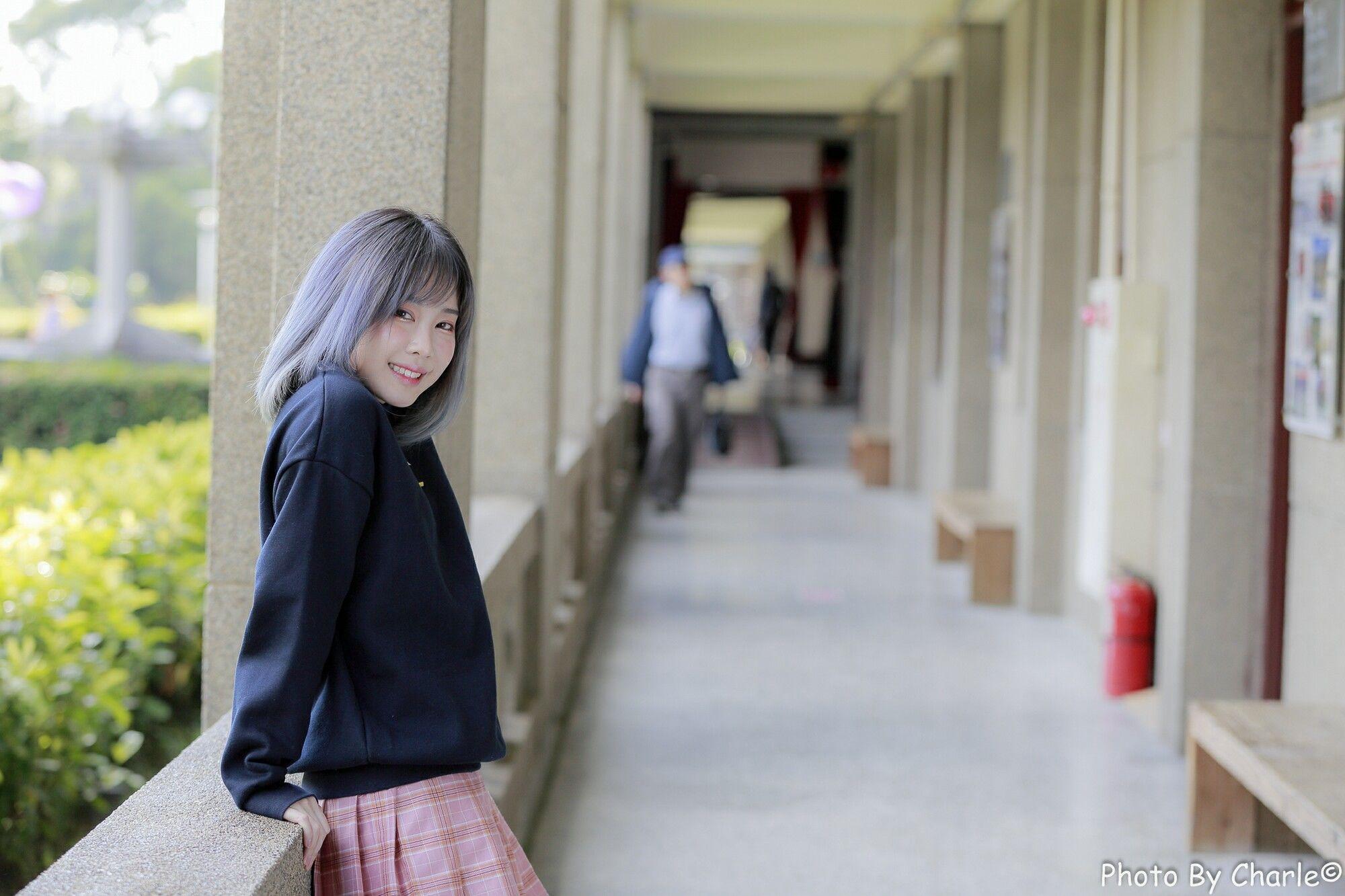 VOL.490 [台湾正妹]清纯唯美街拍少女:安妮兔超高清个人性感漂亮大图(108P)