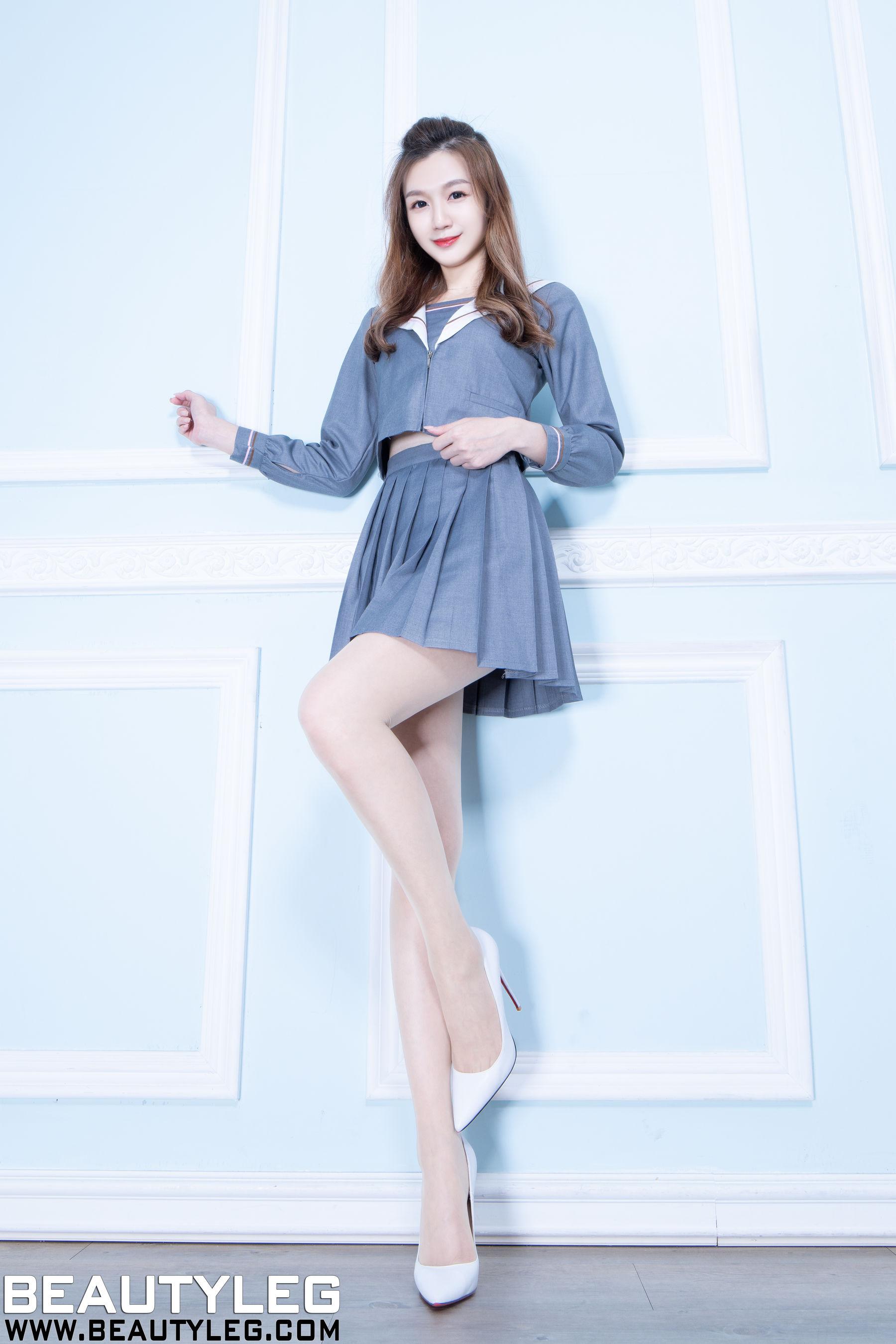 VOL.709 [Beautyleg]高跟长腿美女:腿模Sandra(Beautyleg Sandra)超高清个人性感漂亮大图(46P)