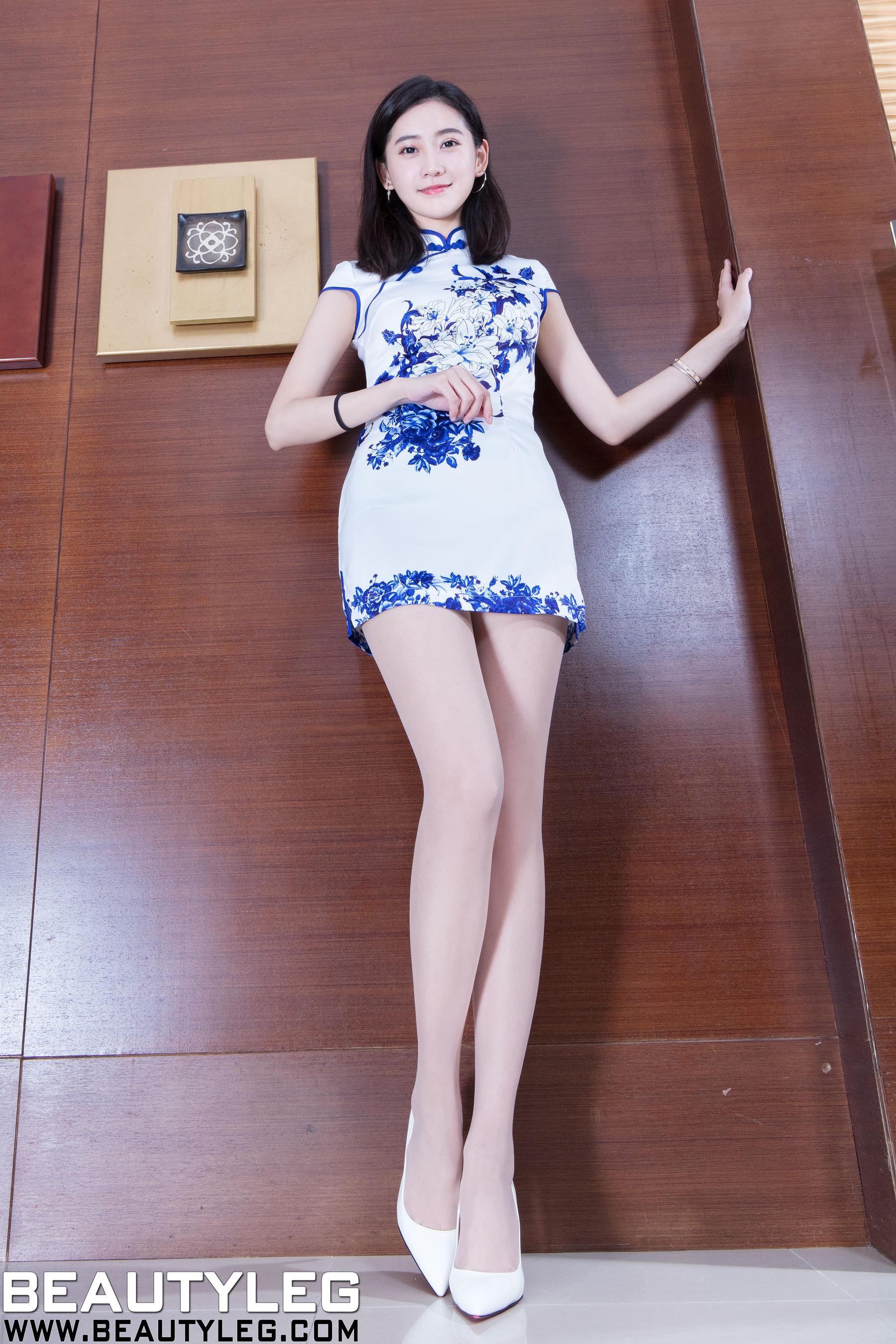 VOL.712 [Beautyleg]高跟美腿:腿模Leonie超高清个人性感漂亮大图(48P)
