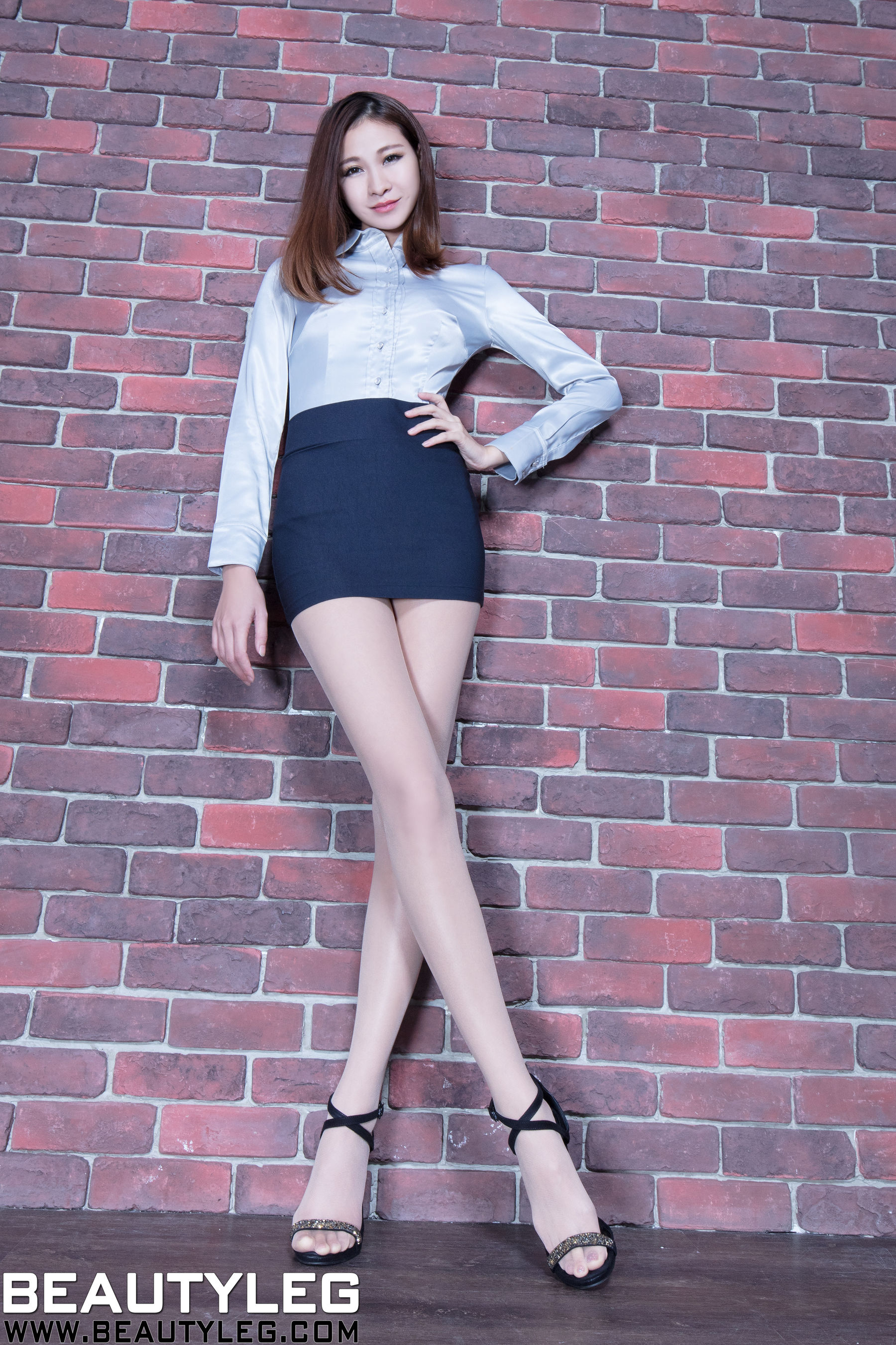 VOL.1513 [Beautyleg]丝袜美腿高跟长腿美女:黄镫娴(腿模Neko)超高清个人性感漂亮大图(57P)