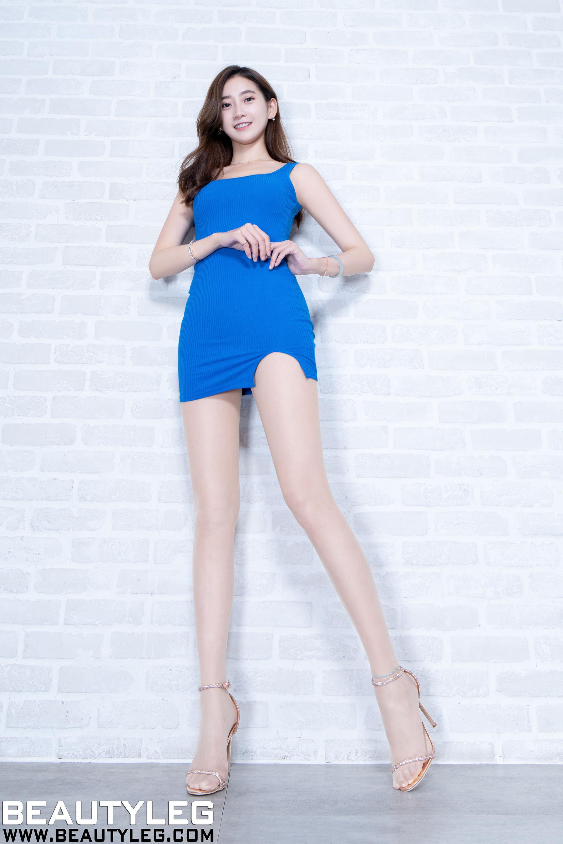 VOL.1185 [Beautyleg]丝袜美腿:腿模Leonie超高清个人性感漂亮大图(58P)