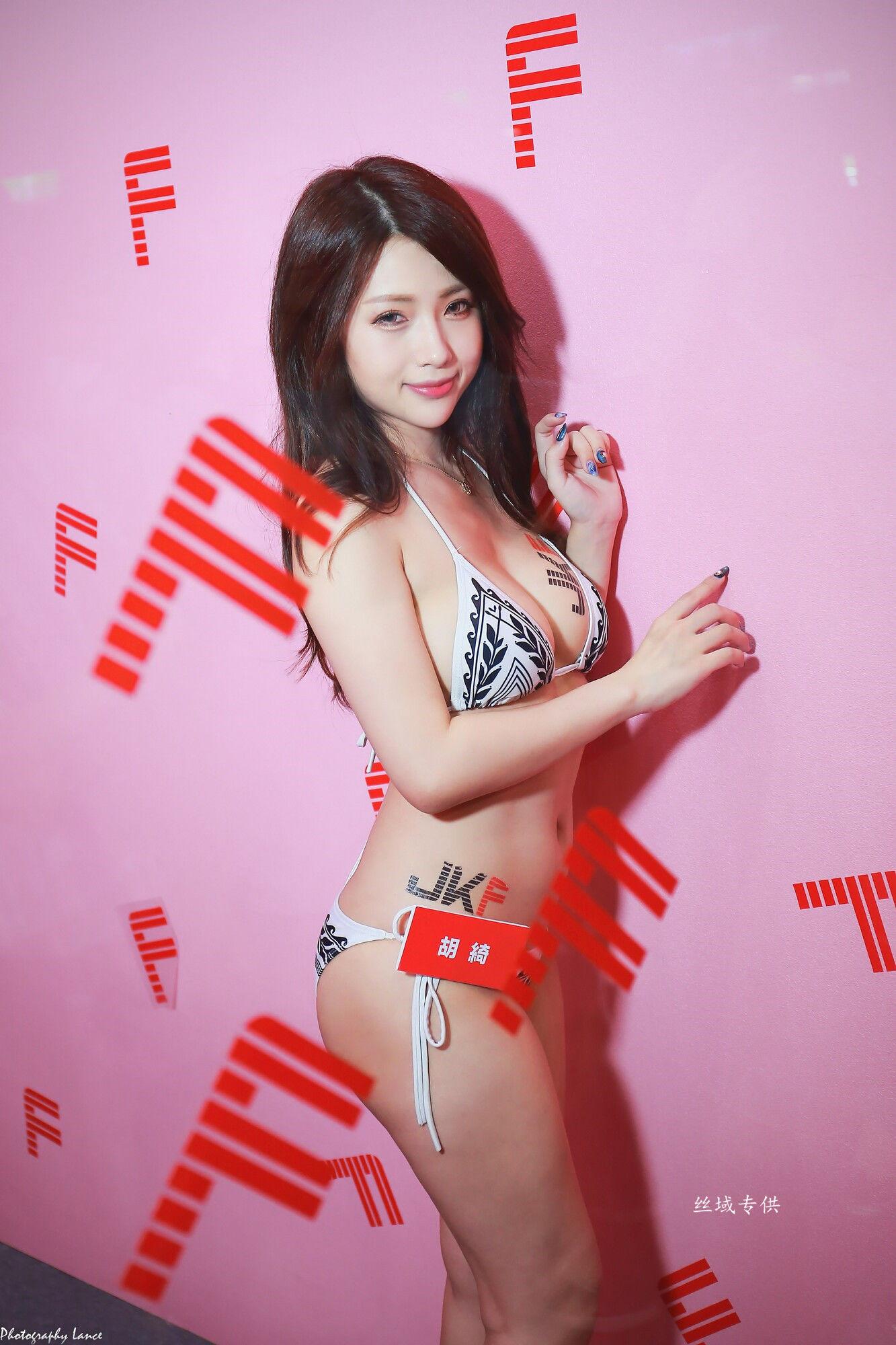 VOL.234 [台湾正妹]Show Girl:展台美女超高清个人性感漂亮大图(77P)
