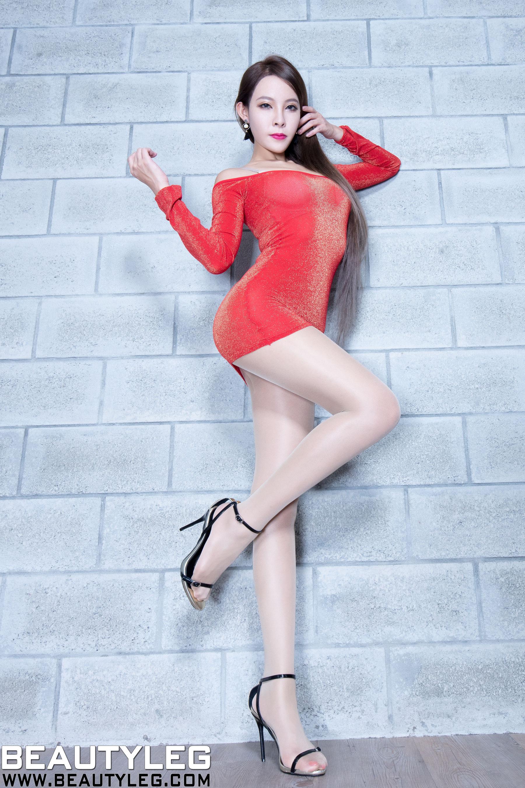 VOL.89 [Beautyleg]丝袜美女高跟美腿长腿美女:翁雨澄(腿模Aileen)超高清个人性感漂亮大图(50P)