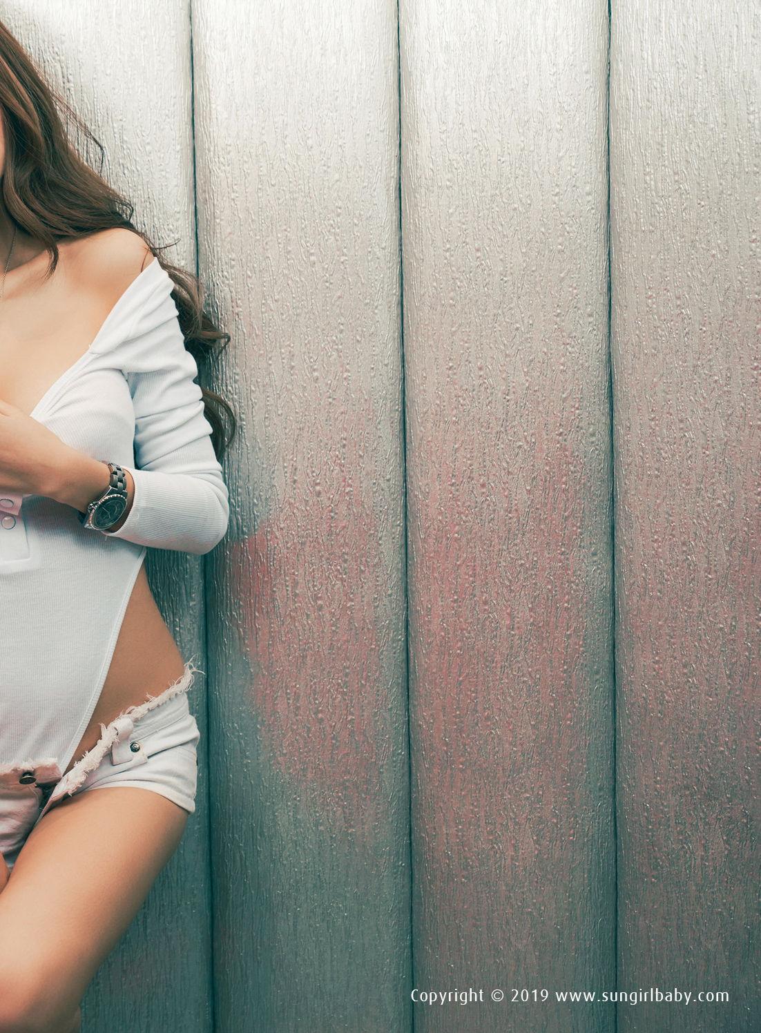 VOL.1255 [阳光宝贝]热裤女神魅惑美女:陈妘安(小雯Ivy)超高清个人性感漂亮大图(35P)