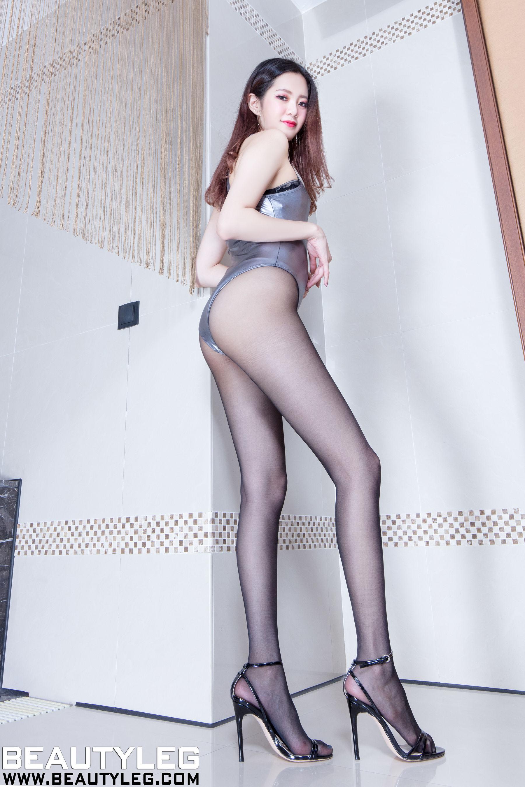 VOL.621 [Beautyleg]高跟美腿:腿模Una(Beautyleg Una)超高清个人性感漂亮大图(50P)