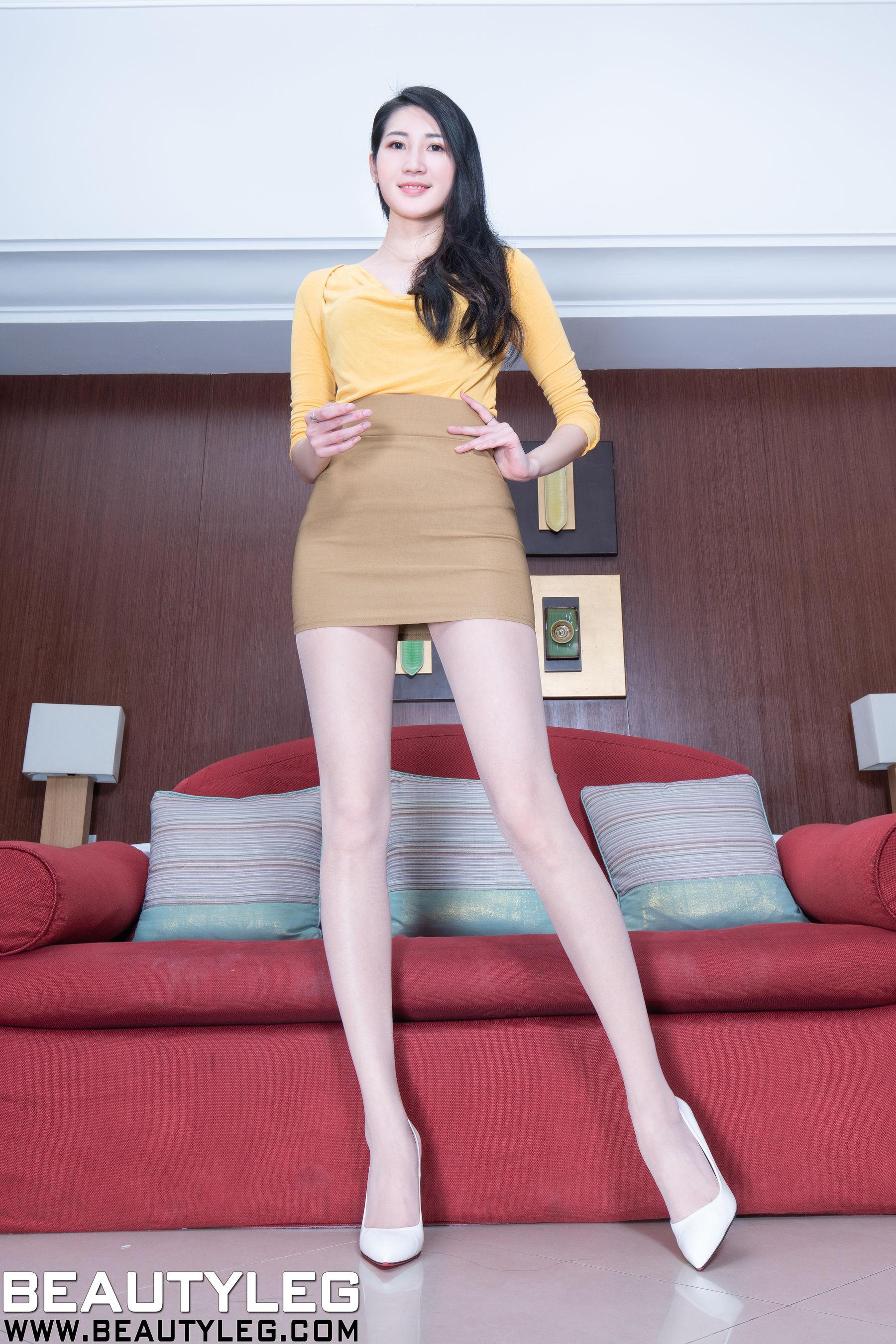 VOL.306 [Beautyleg]高跟长腿美女:腿模Perri超高清个人性感漂亮大图(46P)