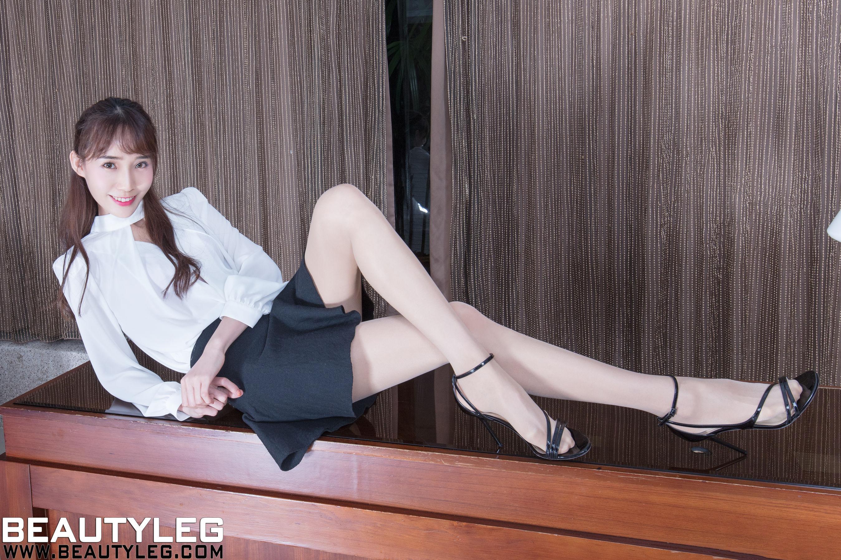 VOL.1181 [Beautyleg]制服丝袜美腿长腿美女丝袜制服:腿模Bobi(Beautyleg Bobi)超高清个人性感漂亮大图(60P)