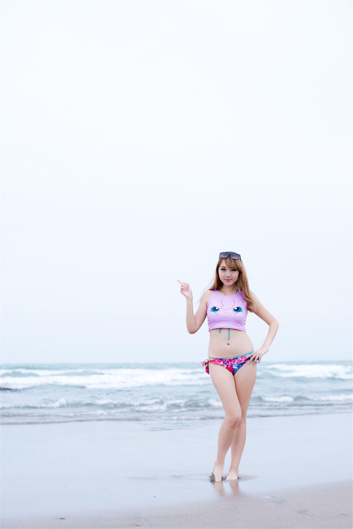 VOL.775 [台湾正妹]美胸妹子肉感美女丰满:黄镫娴(腿模Neko)超高清个人性感漂亮大图(36P)