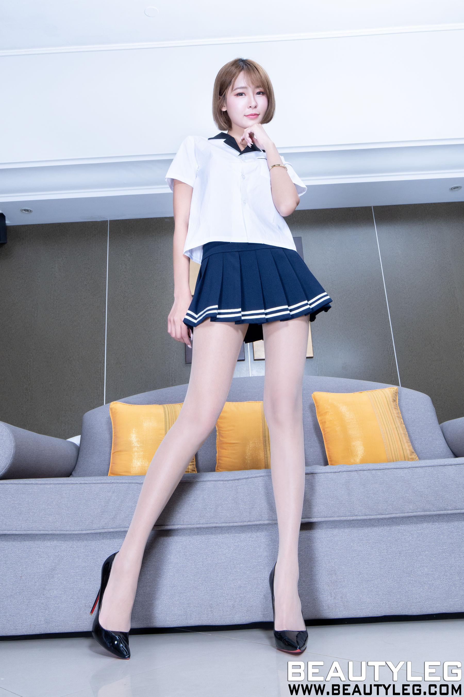 VOL.1815 [Beautyleg]高跟美腿:Winnie小雪(庄咏惠,庄温妮,腿模Winnie)超高清个人性感漂亮大图(36P)