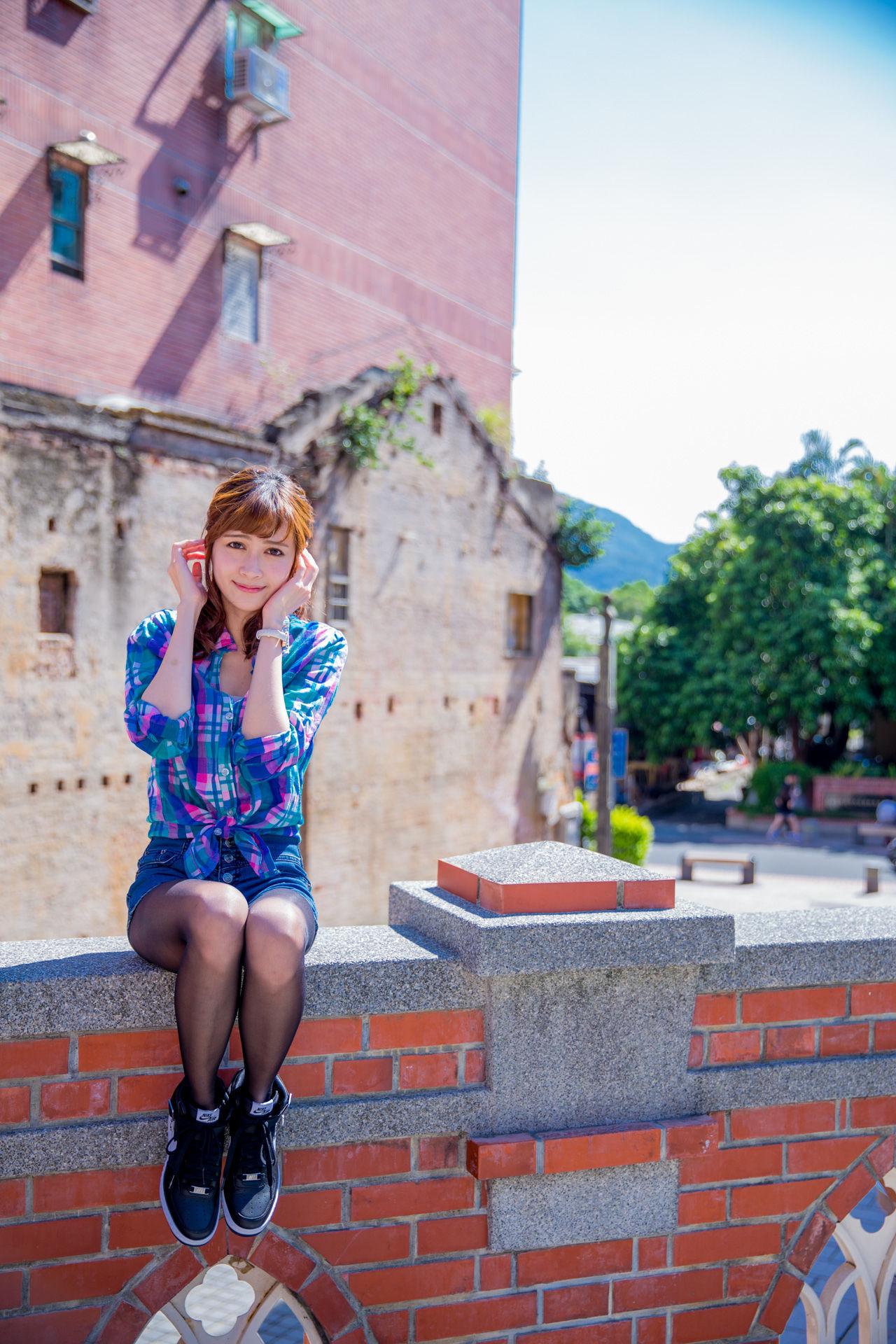 VOL.913 [台湾正妹]清纯阳光户外美女:段璟瑤(璟儿)超高清个人性感漂亮大图(36P)