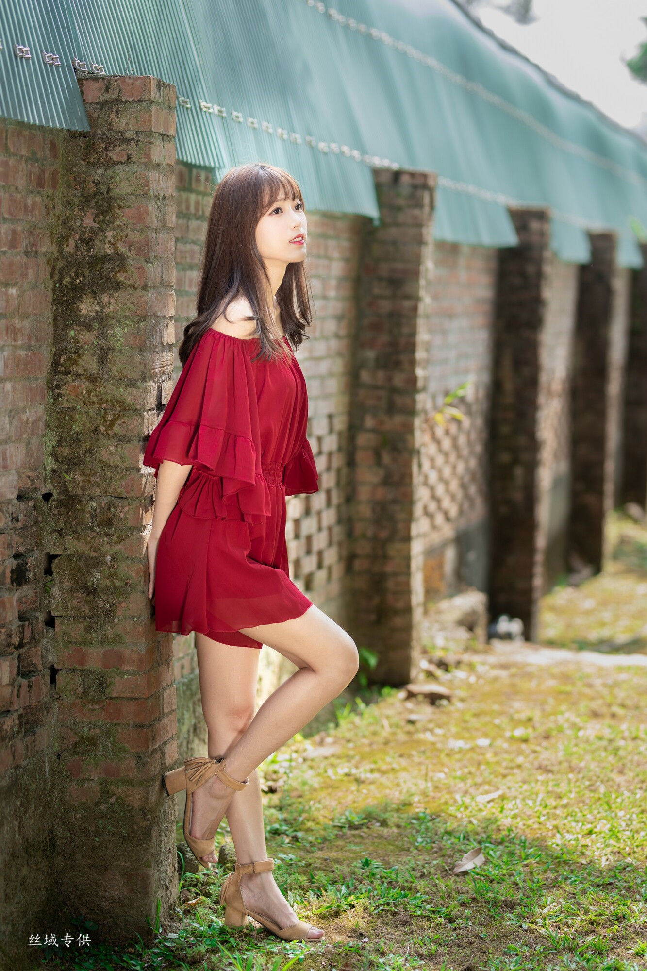 VOL.464 [台湾正妹]清新唯美正妹软妹:彭丽嘉(Lady憶憶)超高清个人性感漂亮大图(64P)