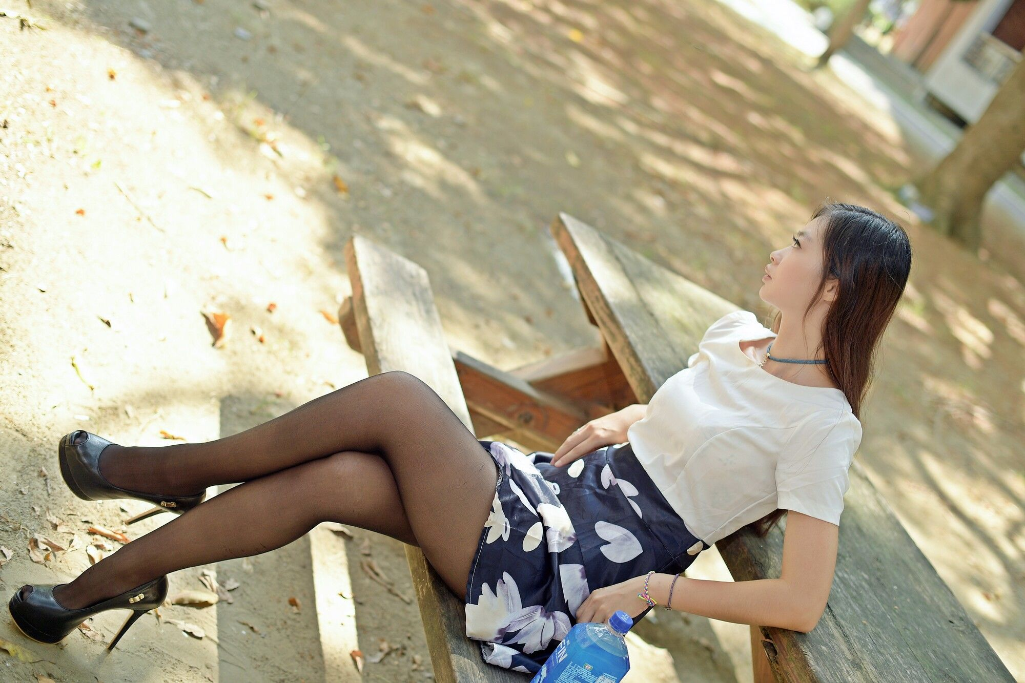 VOL.334 [台湾正妹]清纯阳光正妹:陈妘安(小雯Ivy)超高清个人性感漂亮大图(45P)