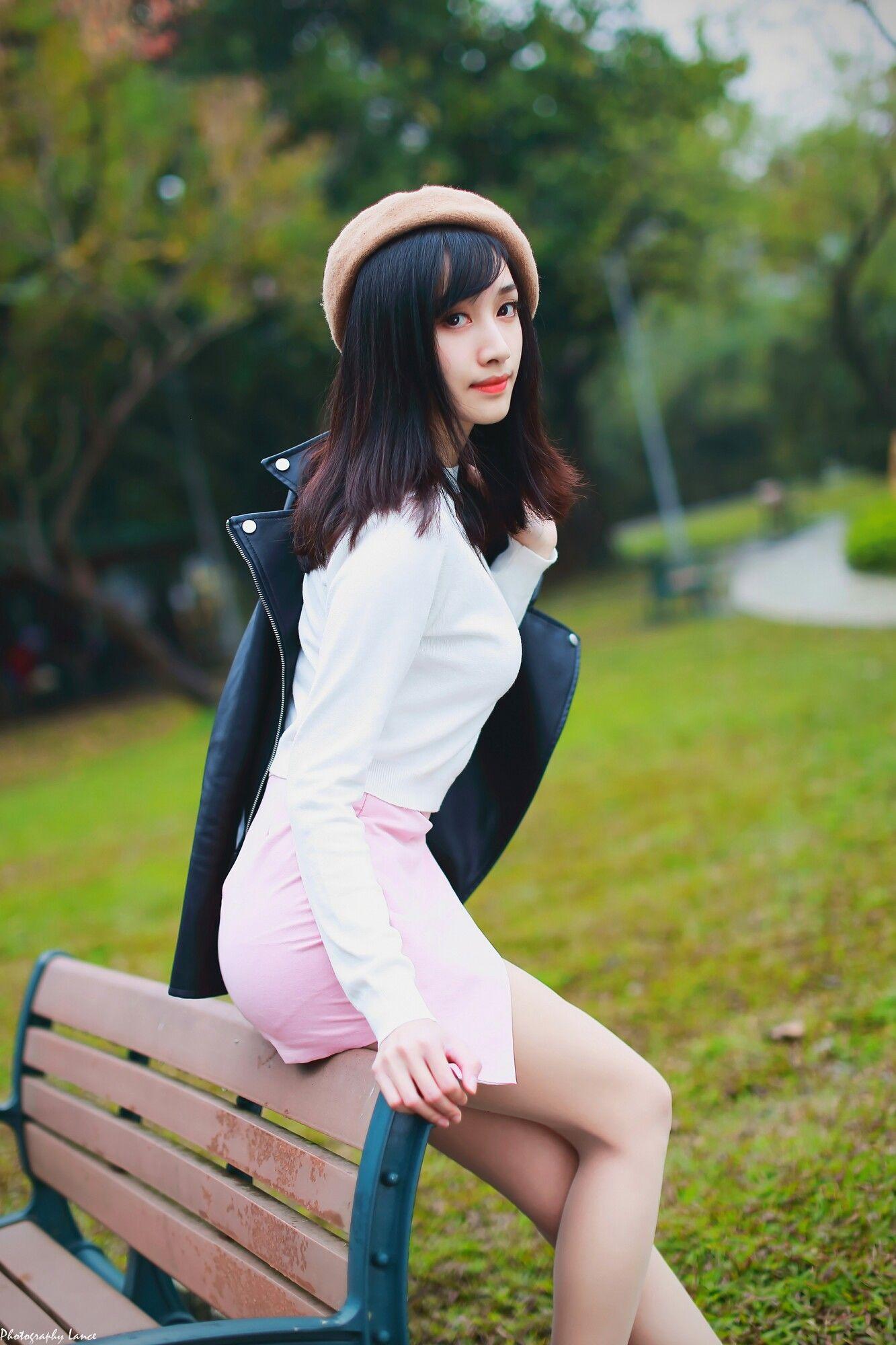VOL.27 [台湾正妹]气质清新女神:段璟乐(段乐乐)超高清个人性感漂亮大图(37P)