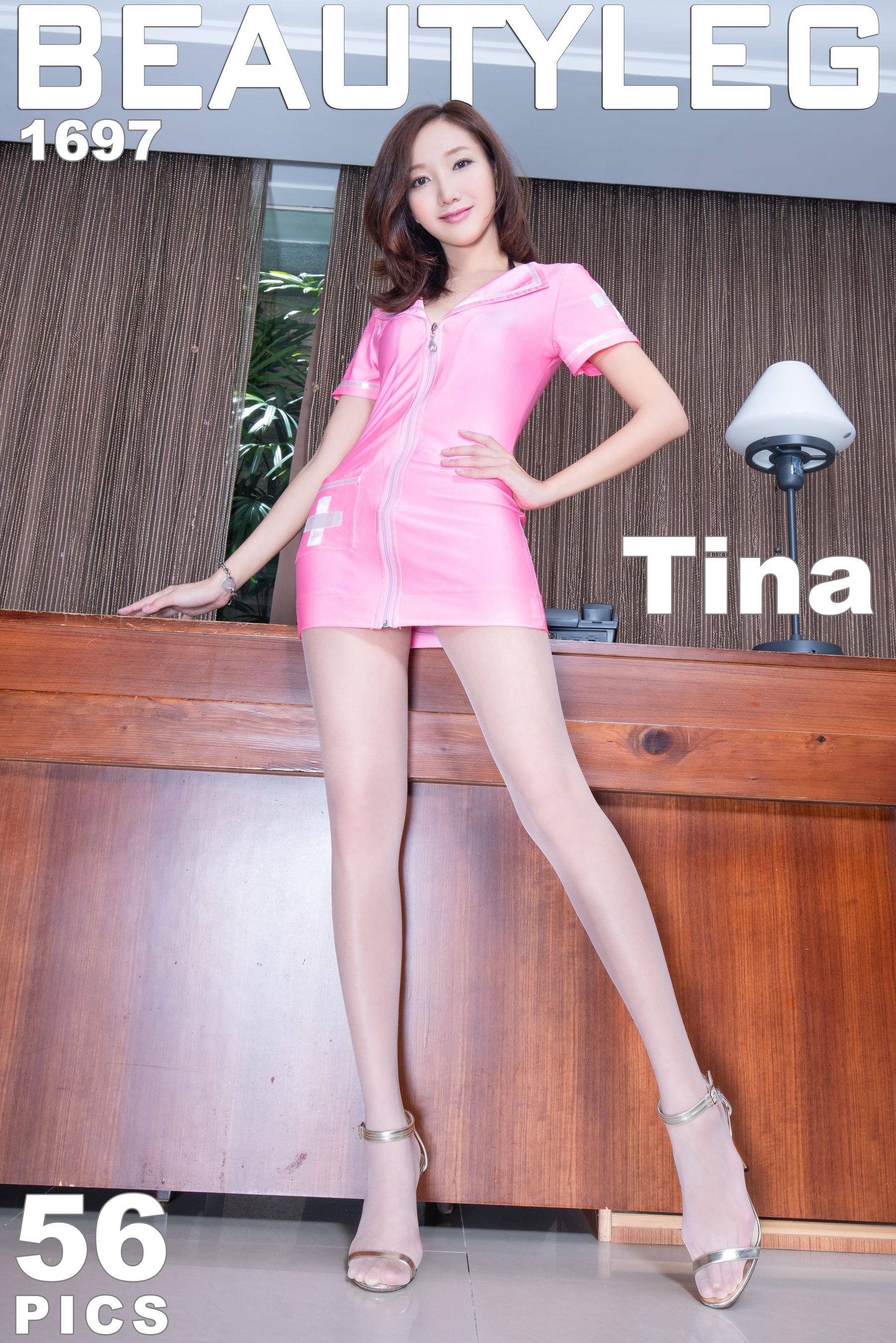 VOL.1469 [Beautyleg]丝袜美腿包臀裙美女长腿美女:陈思婷(腿模Tina,李霜)超高清个人性感漂亮大图(46P)