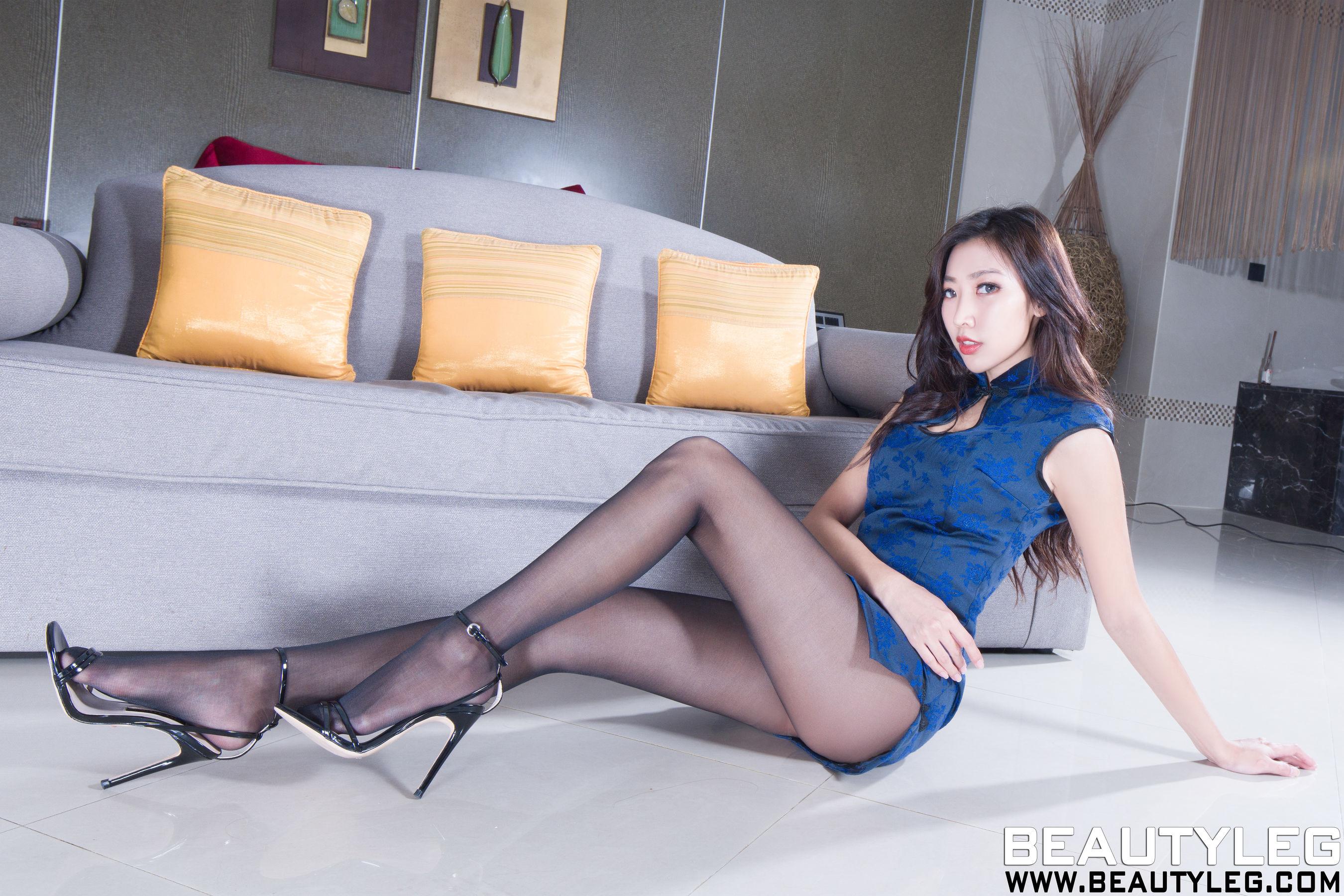VOL.1313 [Beautyleg]美腿高跟:廖羽涵(腿模Alice)超高清个人性感漂亮大图(45P)