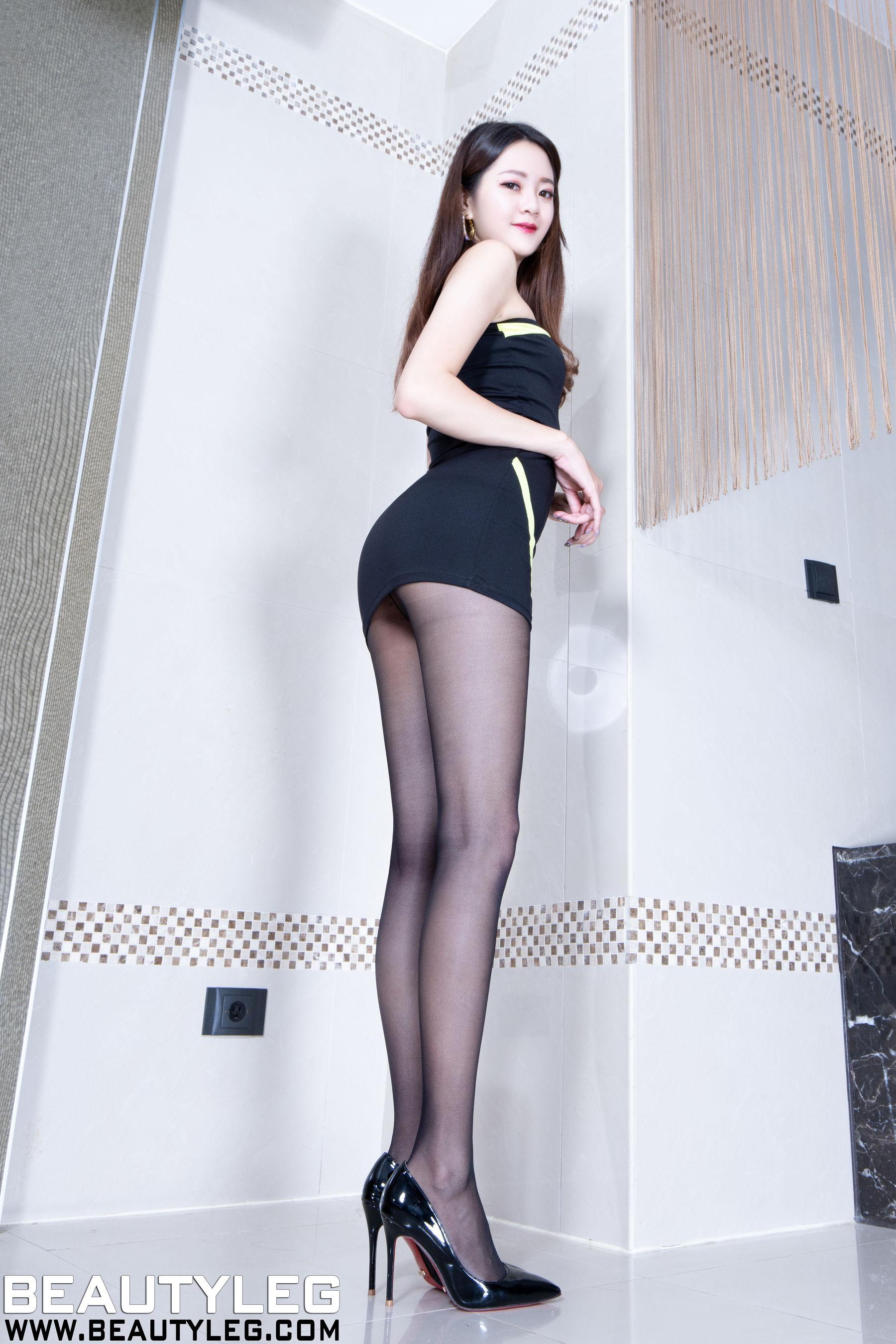 VOL.1827 [Beautyleg]高跟美腿:腿模Una(Beautyleg Una)超高清个人性感漂亮大图(45P)